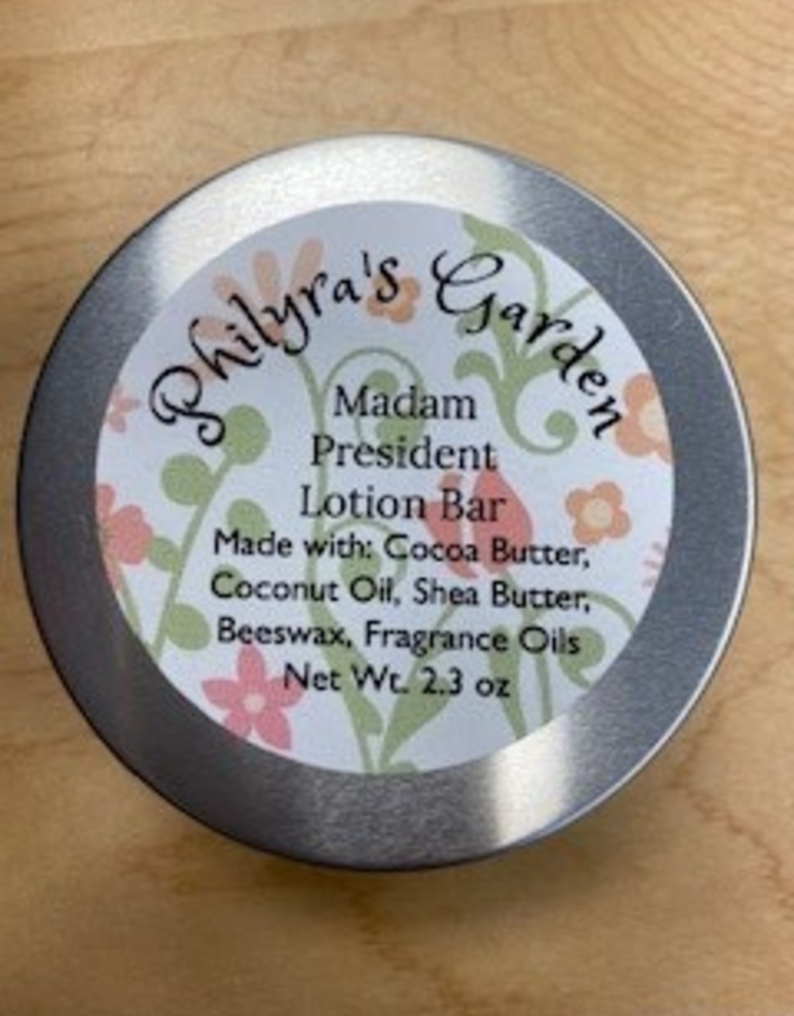 Pretty Strong Madame President Lotion Bar