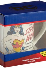 Enesco Wonder Woman Strong Woman Mug