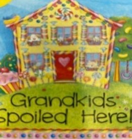 "Custom Decor Grandkids Candy House Flag (28x40"")"
