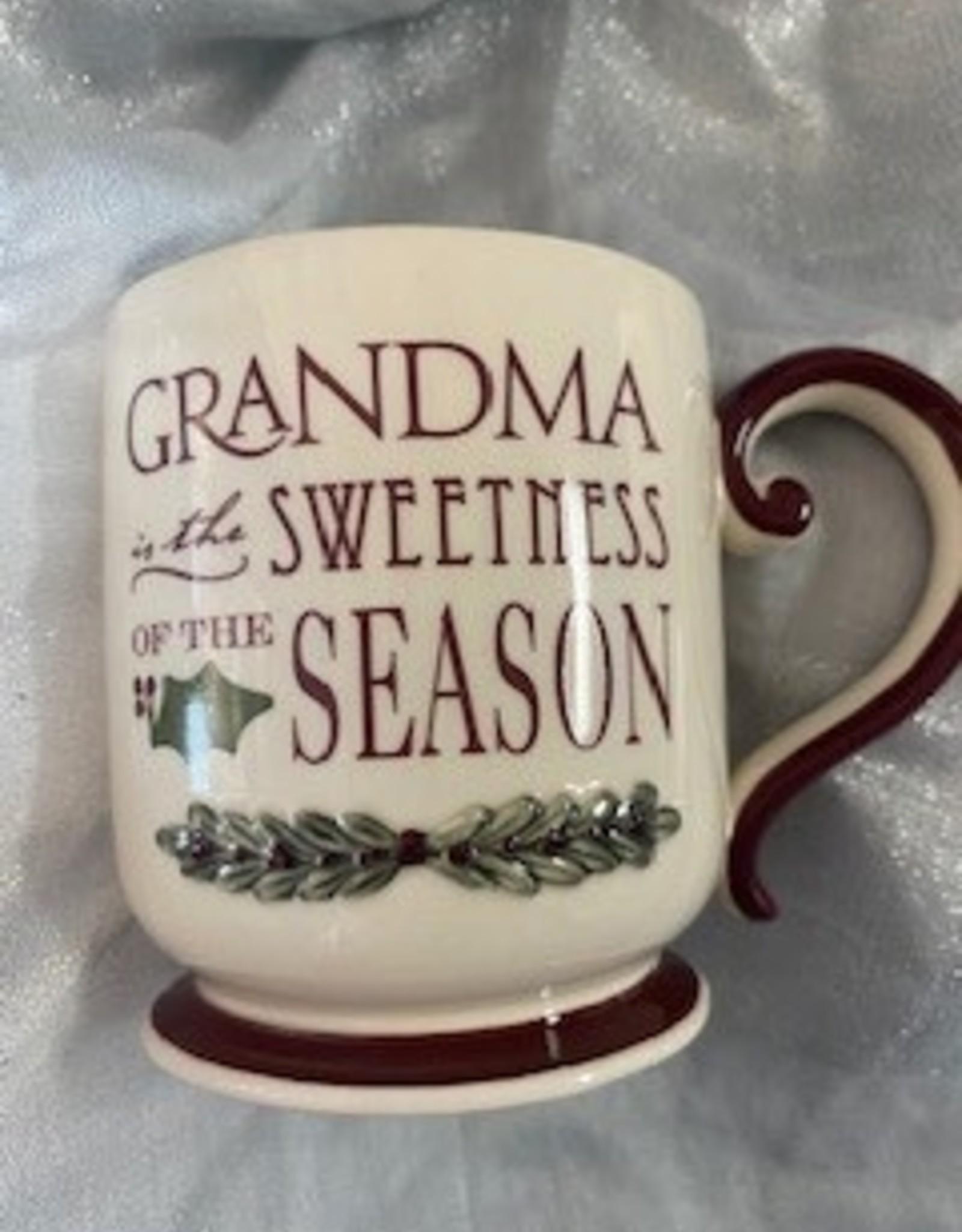 Pretty Strong Grandma Season Mug