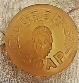 Pretty Strong Beer Soap