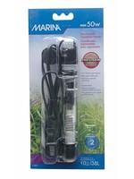 """Marina Marina Submersible Heater 8.5"""" 50w"""