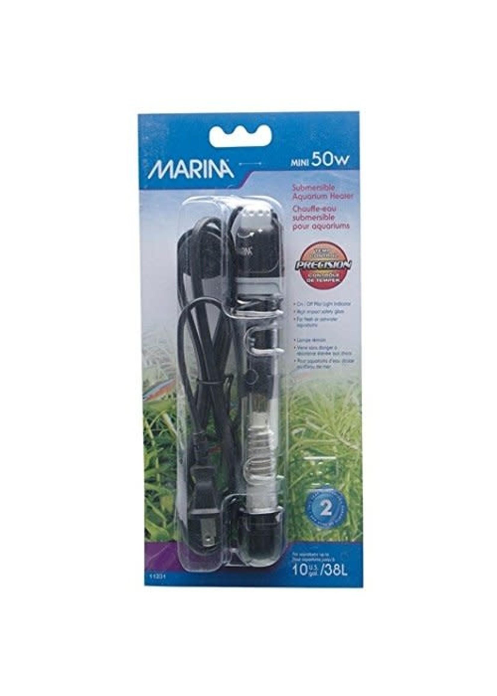 """Marina Marina Submersible Heater 6"""" 50w"""