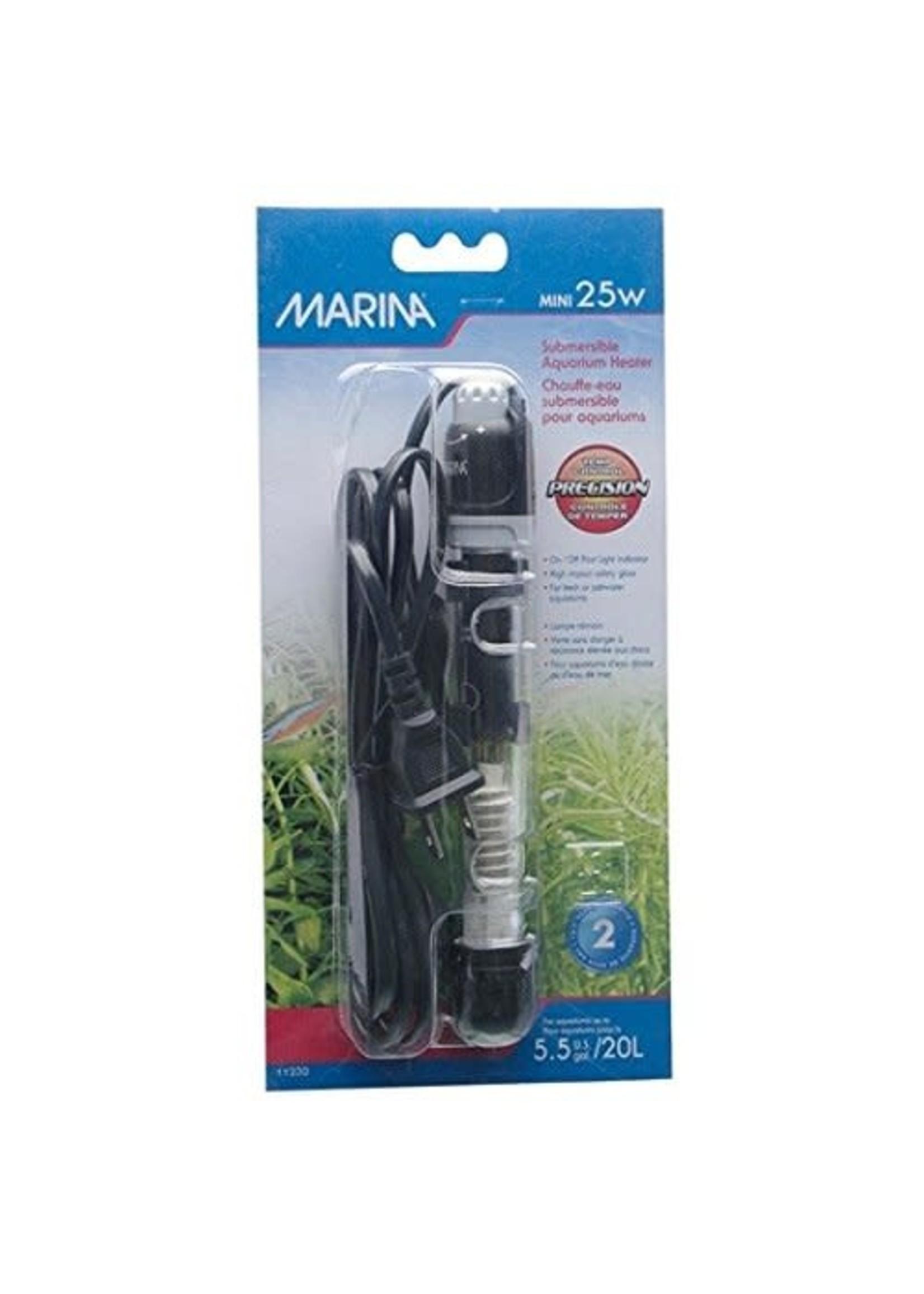 """Marina Marina Submersible Heater 6"""" 25w"""