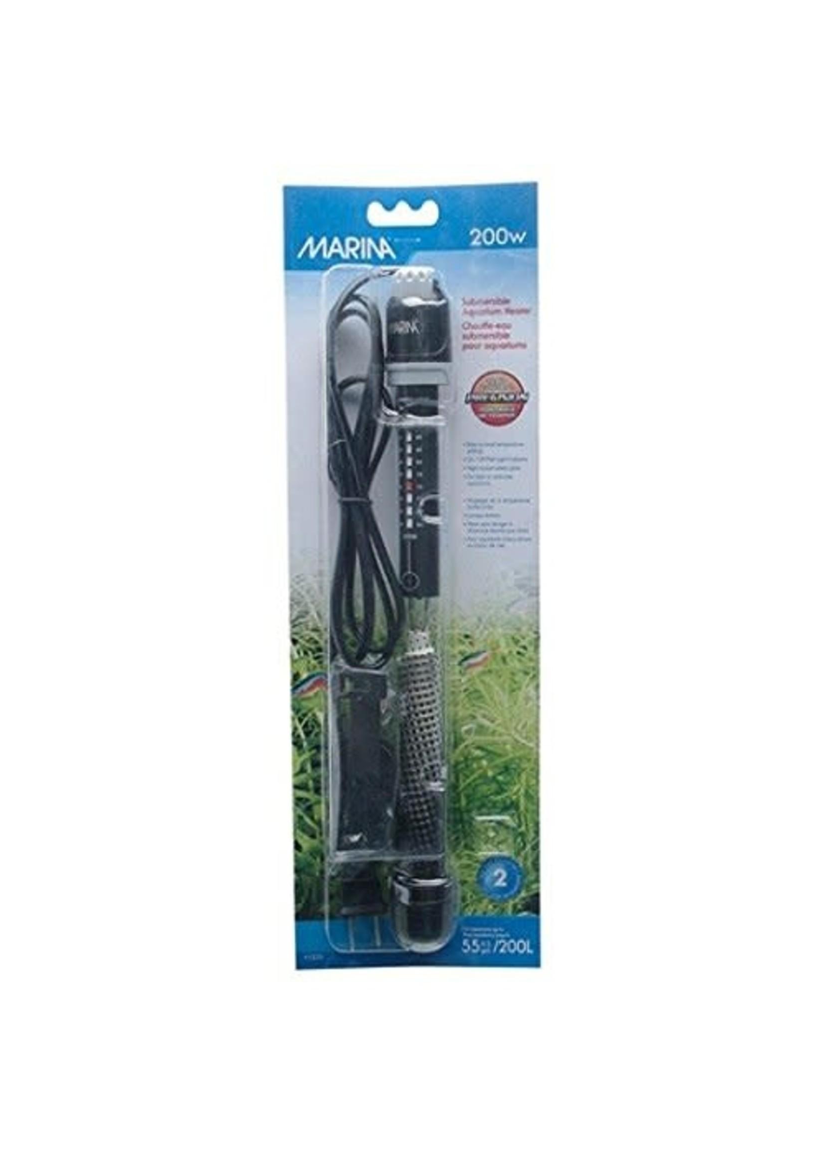 """Marina Marina Submersible Heater 10.5"""" 200w"""