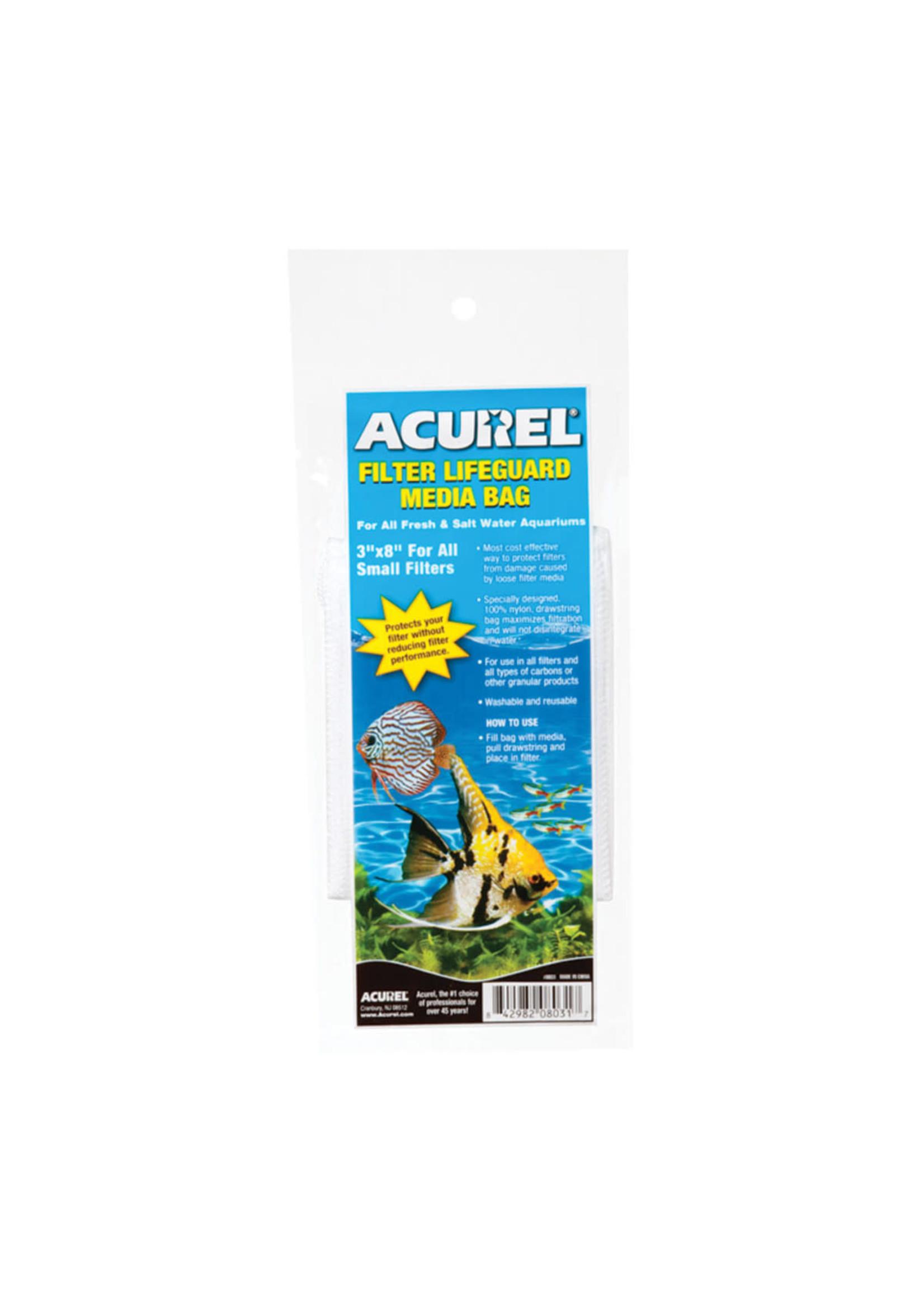 Acurel Acurel Filter Media Bag 3X8