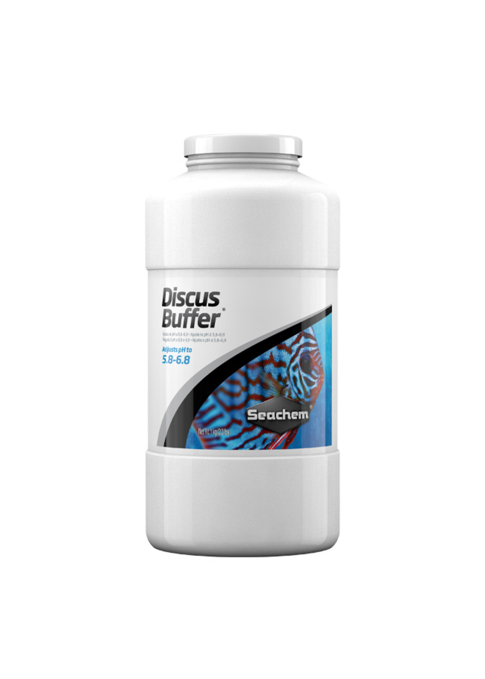 Seachem Laboratories, Inc. Seachem Discus Buffer