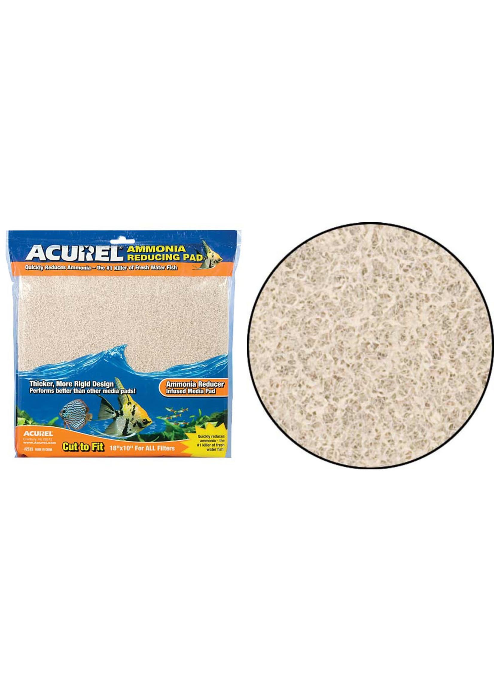 Acurel Acurel Cut to Fit Ammonia Reducing Media Pad 10x18