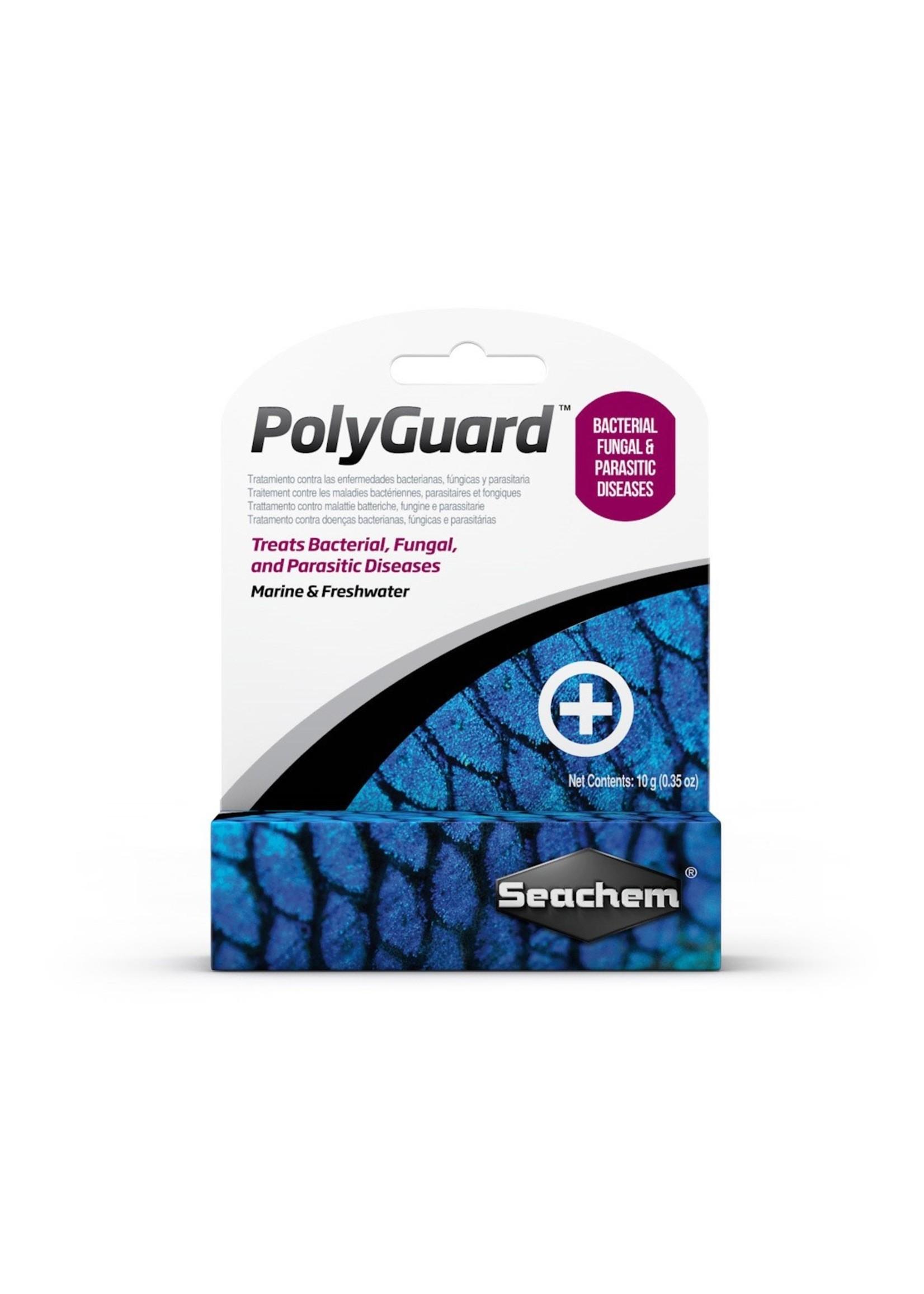 Seachem Laboratories, Inc. Seachem PolyGuard 10g / .35oz