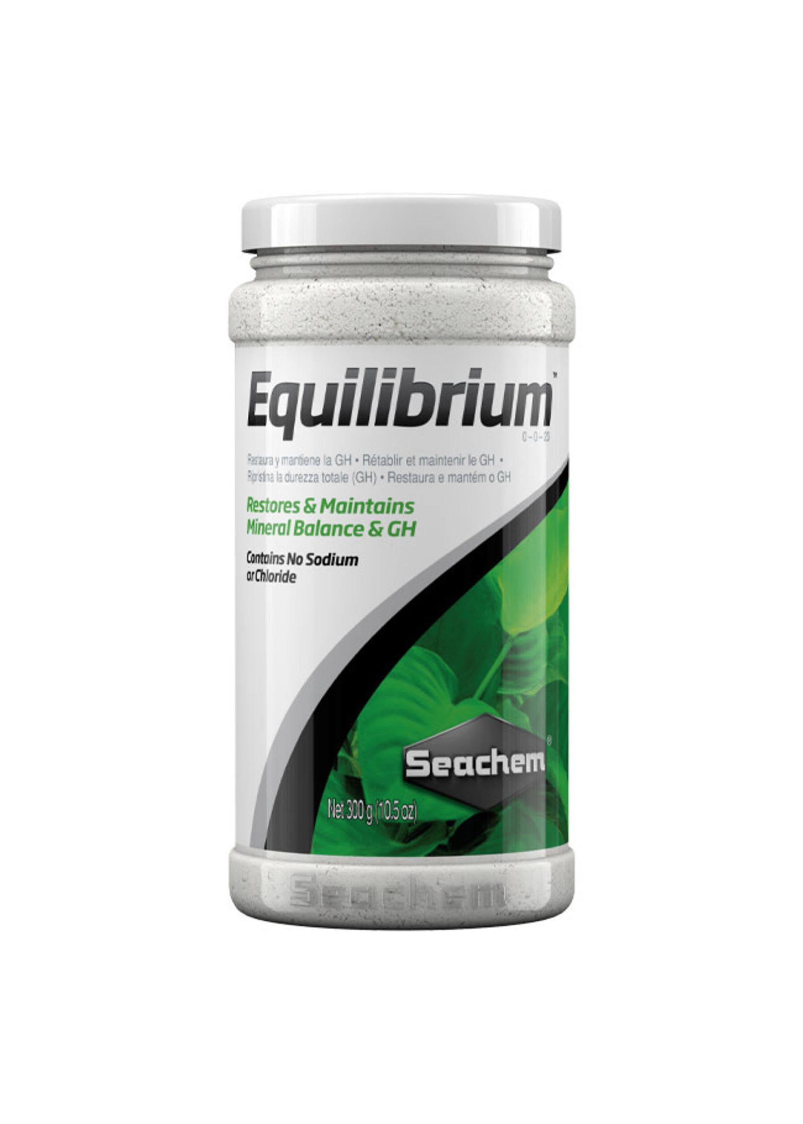 Seachem Laboratories, Inc. Seachem Equilibrium 300g / 10.5oz