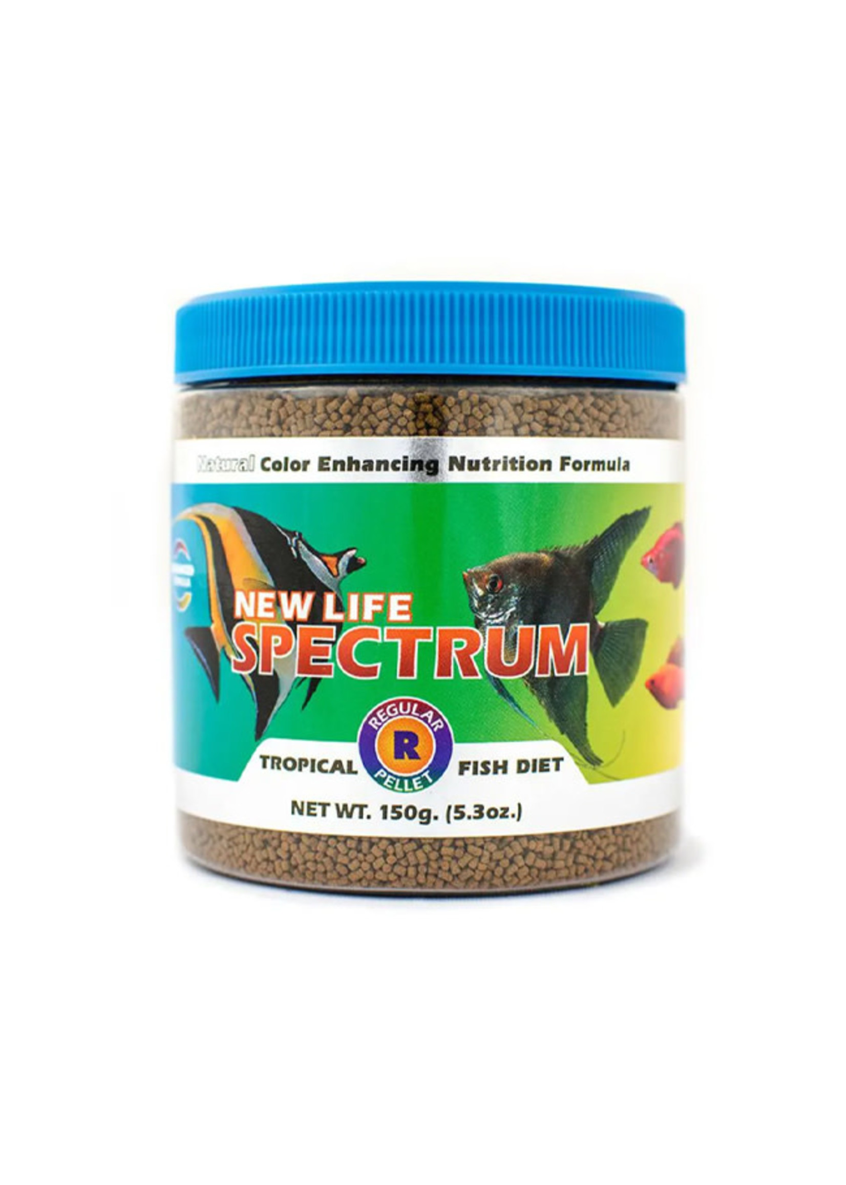 New Life International, Inc. New Life Spectrum Fish Food 150g / 5.3oz
