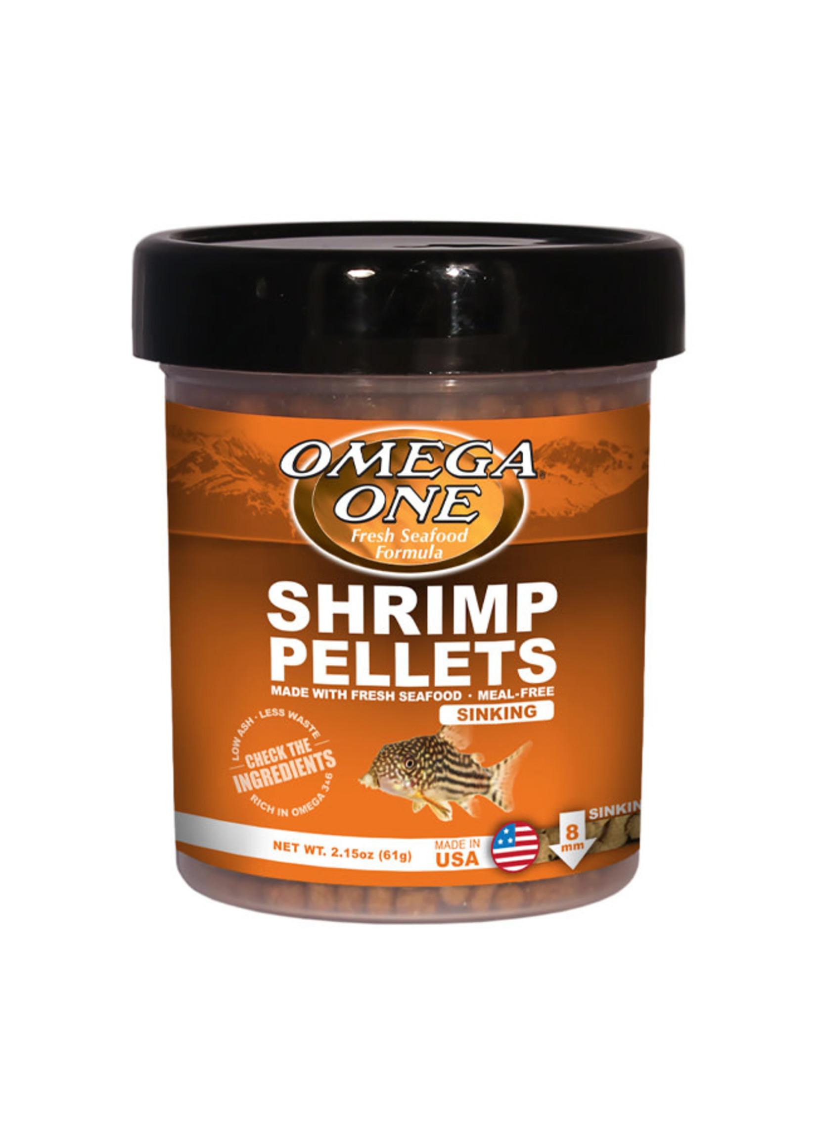 Omega One Omega One Shrimp Pellets