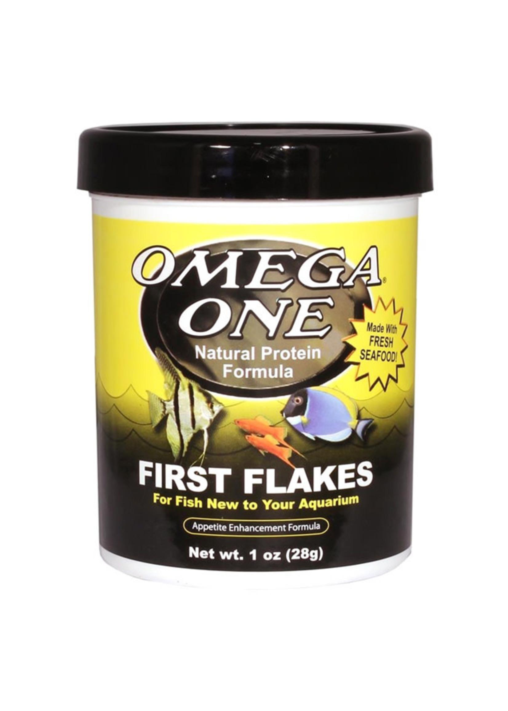 Omega One Omega One First Flakes 28g / 1oz
