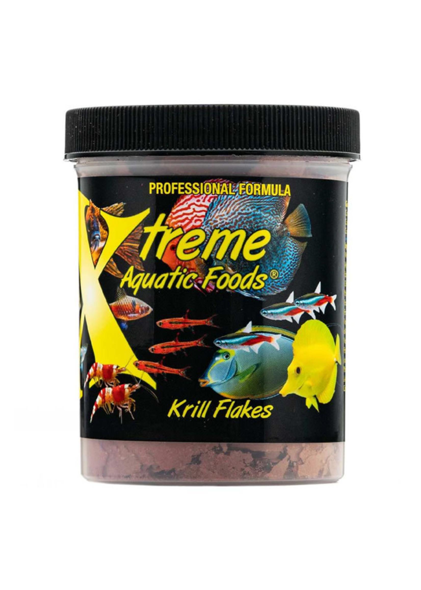 Xtreme Aquatic Foods Xtreme Krill Flakes