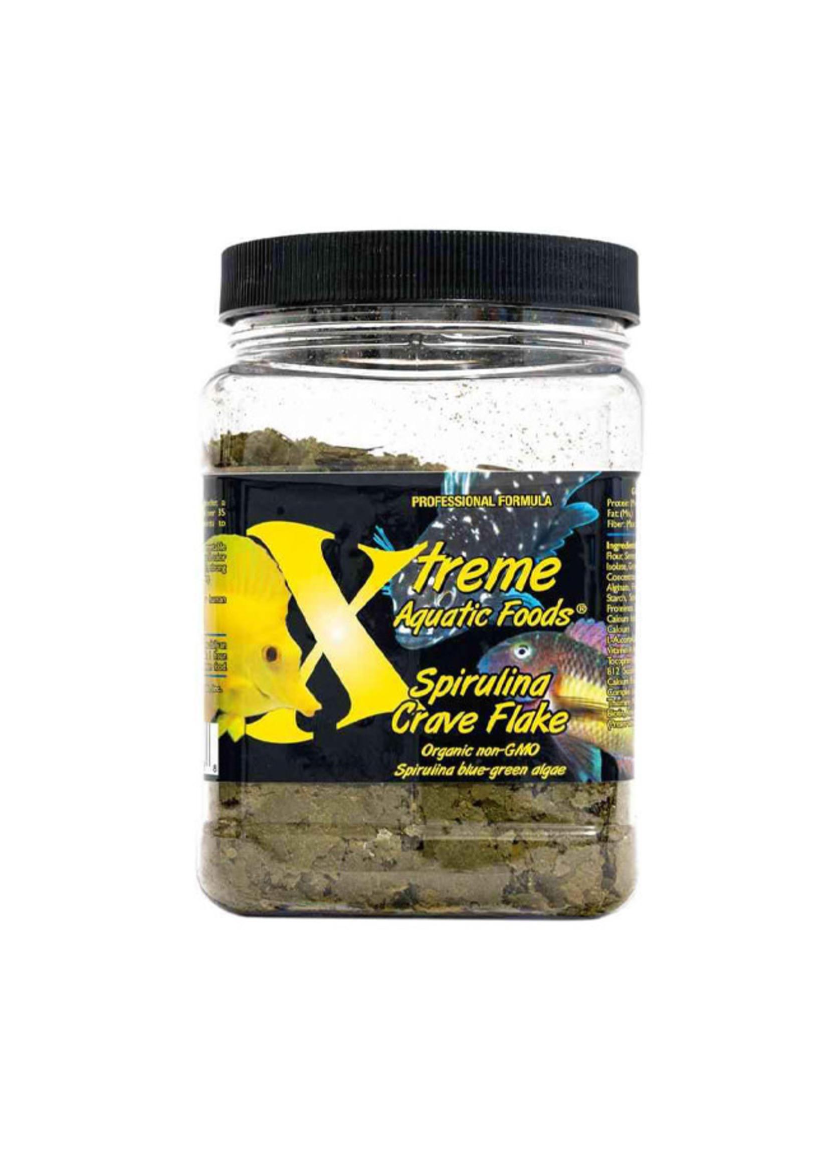 Xtreme Aquatic Foods Xtreme Spirulina Flakes