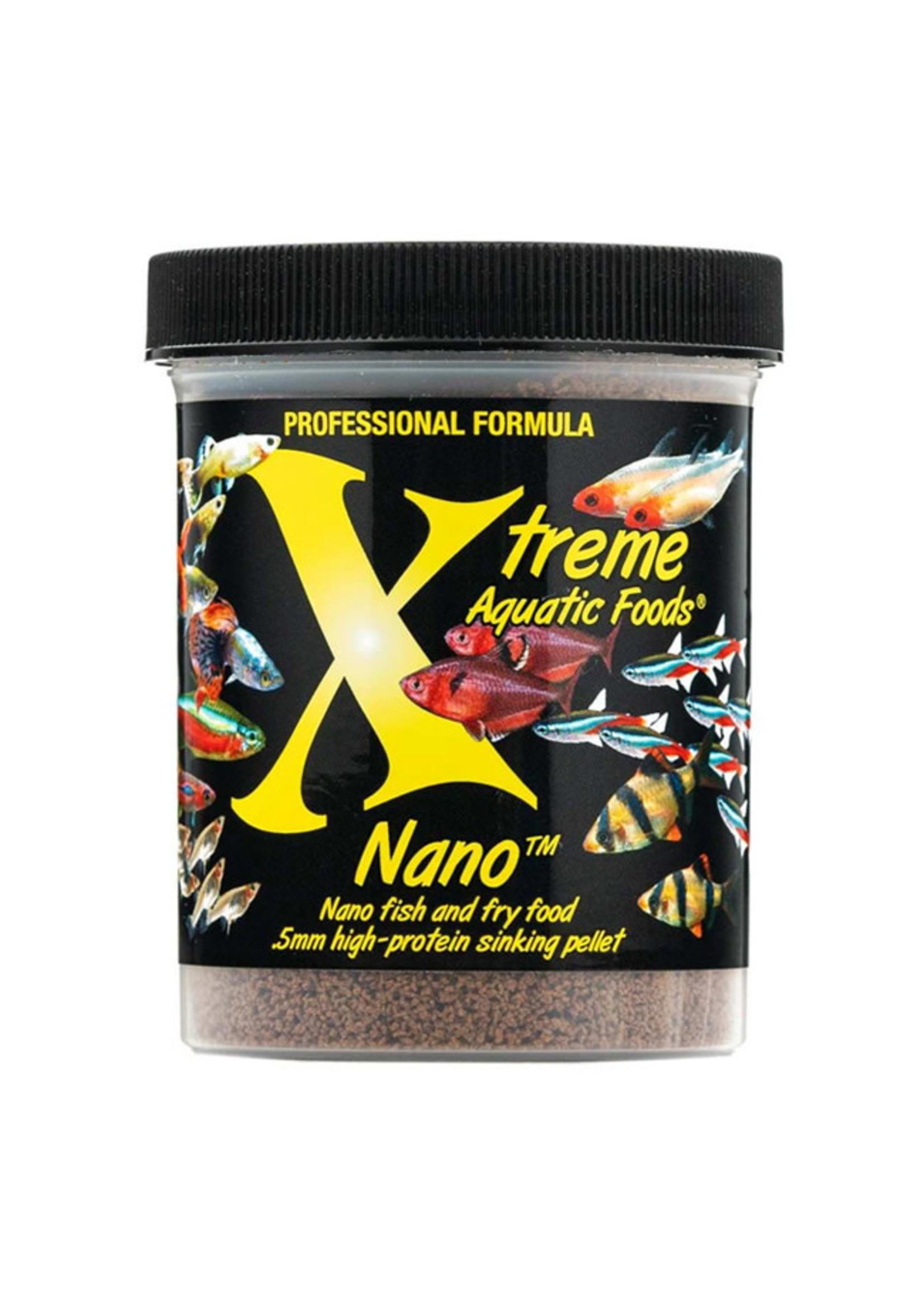 Xtreme Aquatic Foods Xtreme Nano Pellets
