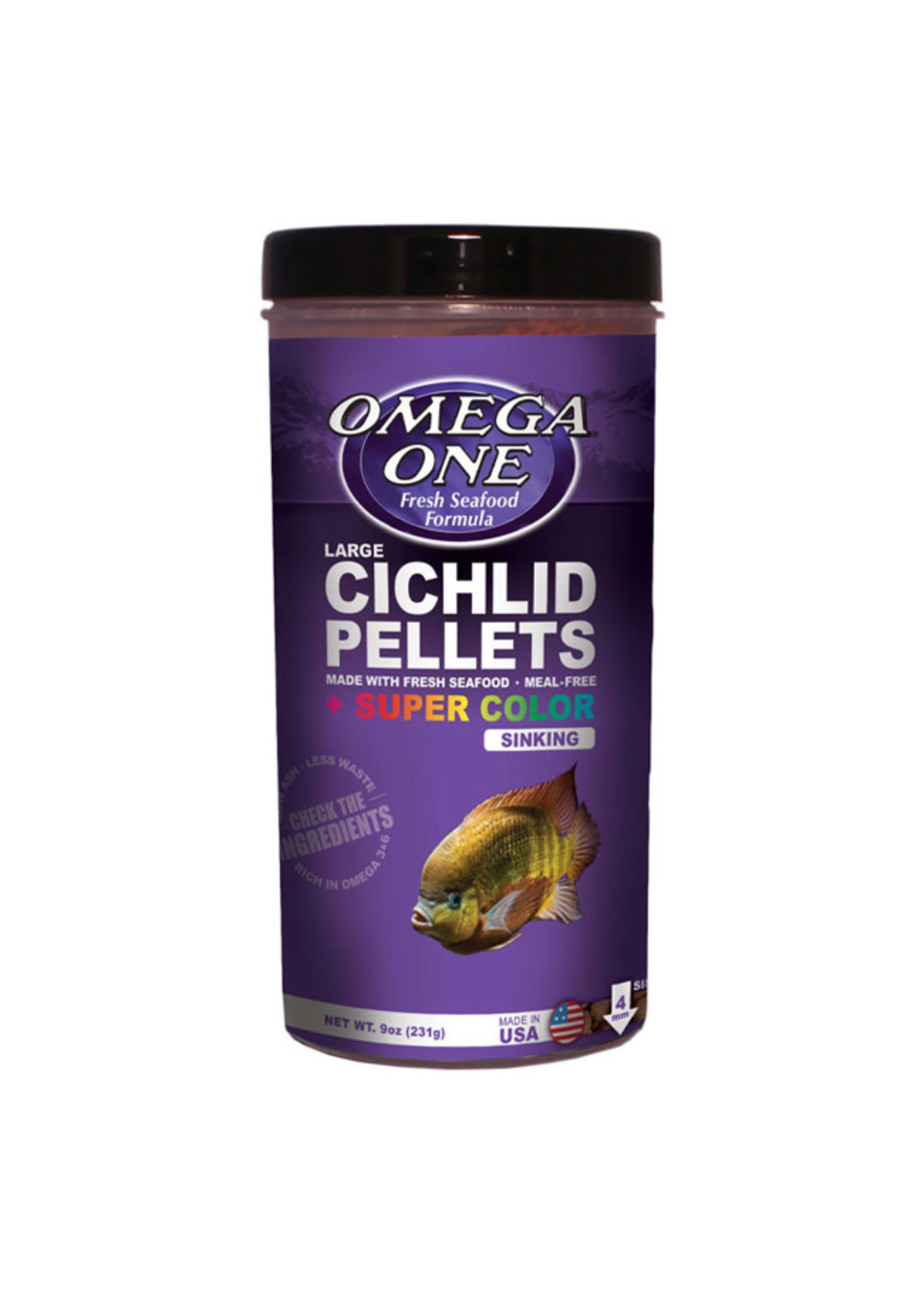 Omega One Omega One Cichlid Sinking Pellets