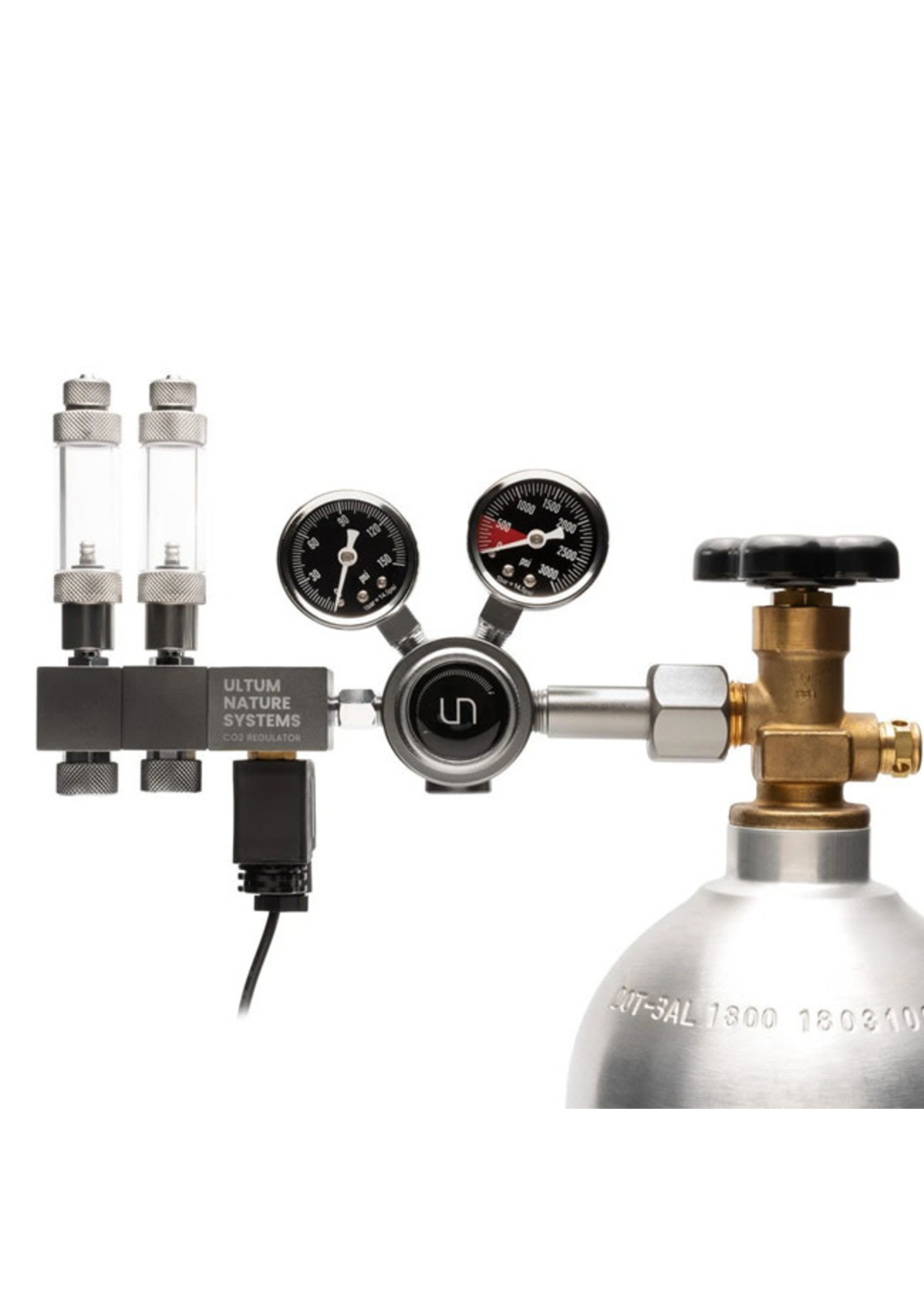 Ultum Nature Systems UNS Pro CO2 Dual Stage Regulator