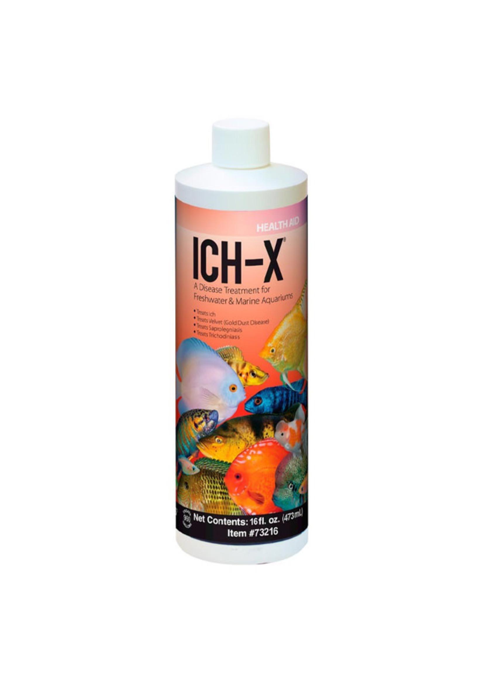 Hikari Aquarium Solutions Ich-X
