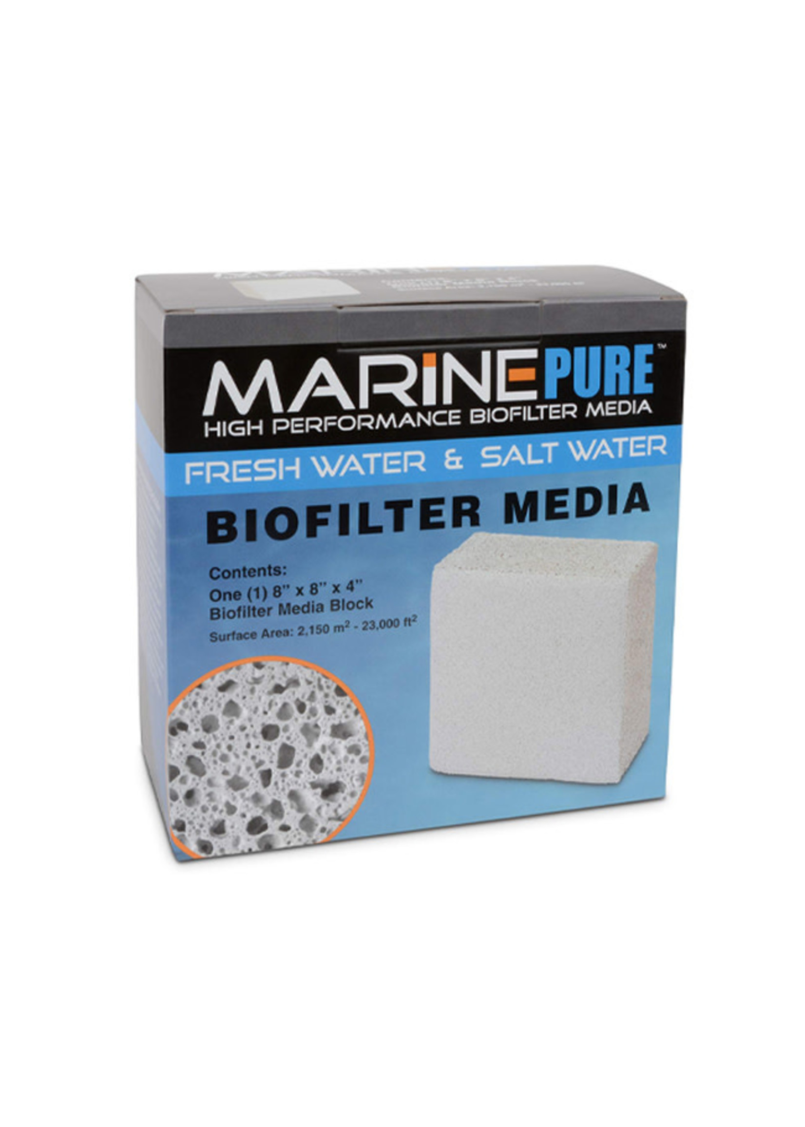 MarinePure MarinePure High Performance Biofilter Media Block
