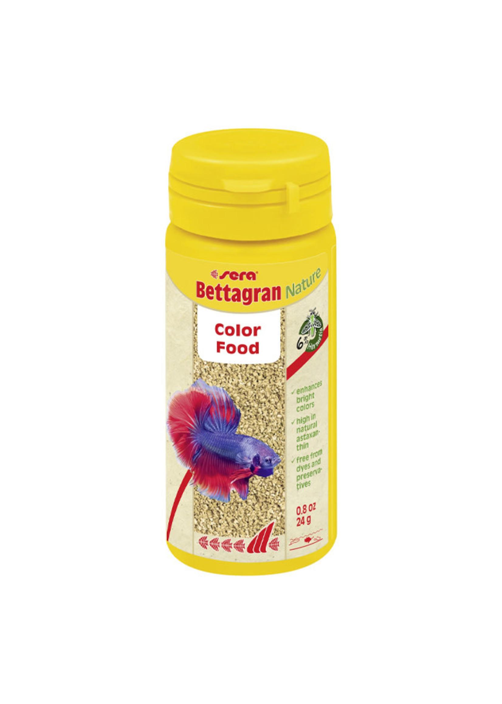 sera sera Bettagran Nature Color Food 24g / .80oz