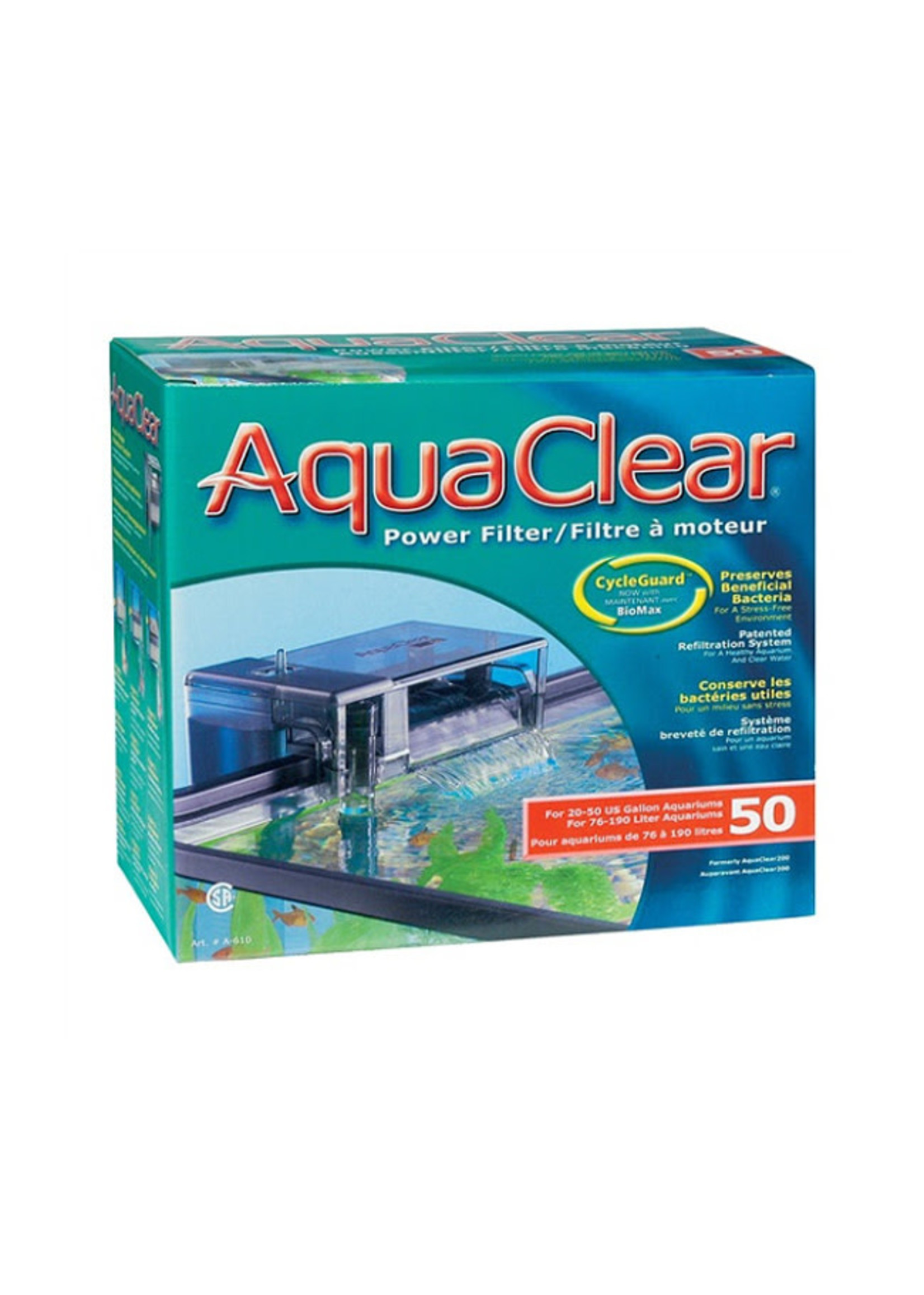 AquaClear AquaClear Power Filter 50