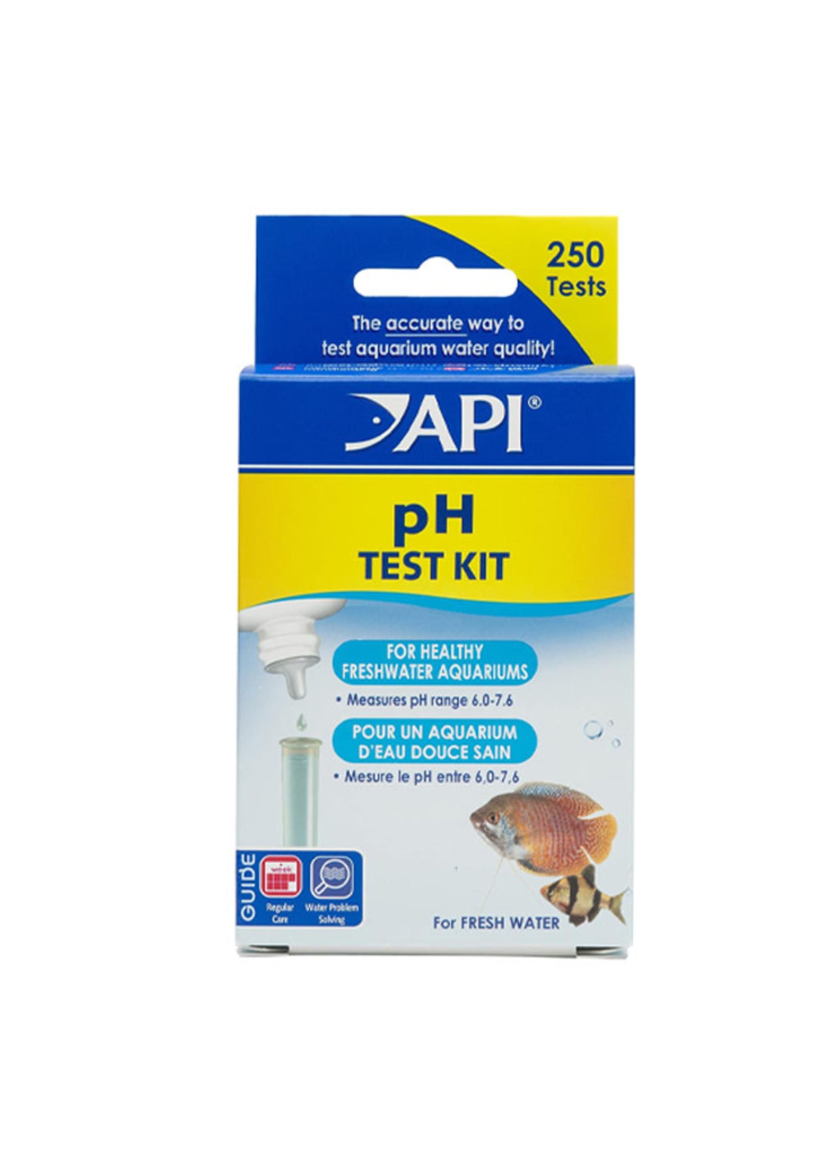 Aquarium Pharmaceuticals (API) API pH Test Kit