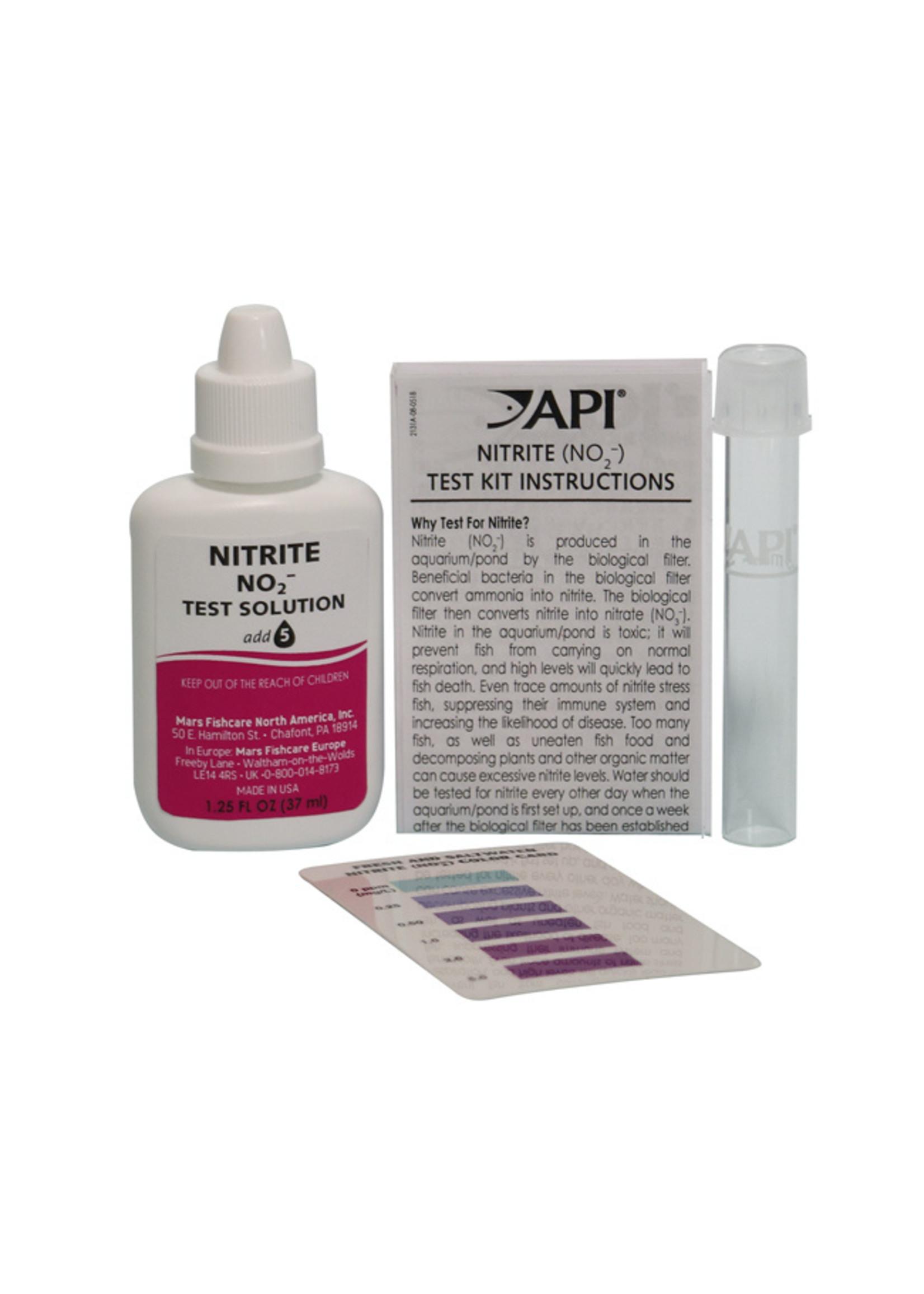 Aquarium Pharmaceuticals (API) API Nitrite Test Kit