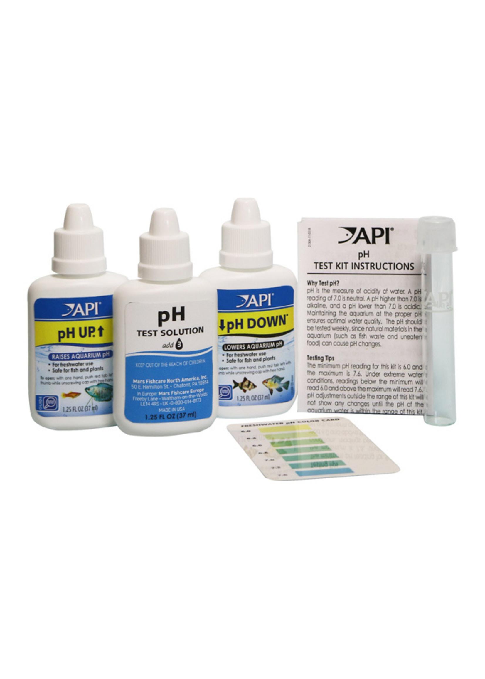 Aquarium Pharmaceuticals (API) API pH Test & Adjuster Kit