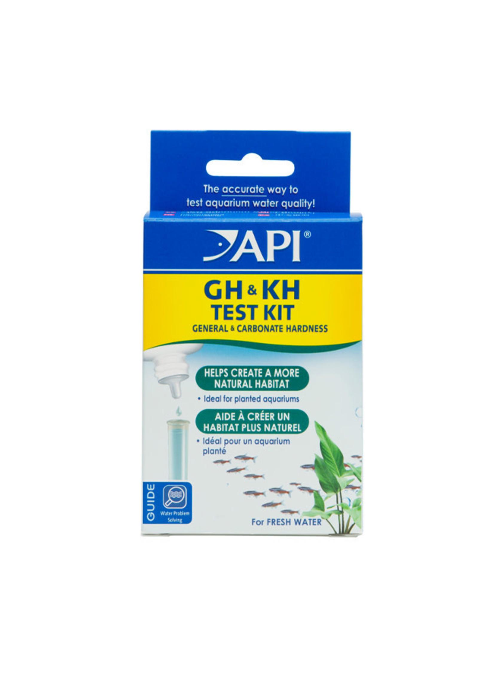 Aquarium Pharmaceuticals (API) API GH & KH Test Kit