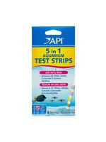 Aquarium Pharmaceuticals (API) API 5 in 1 Aquarium Test Strips