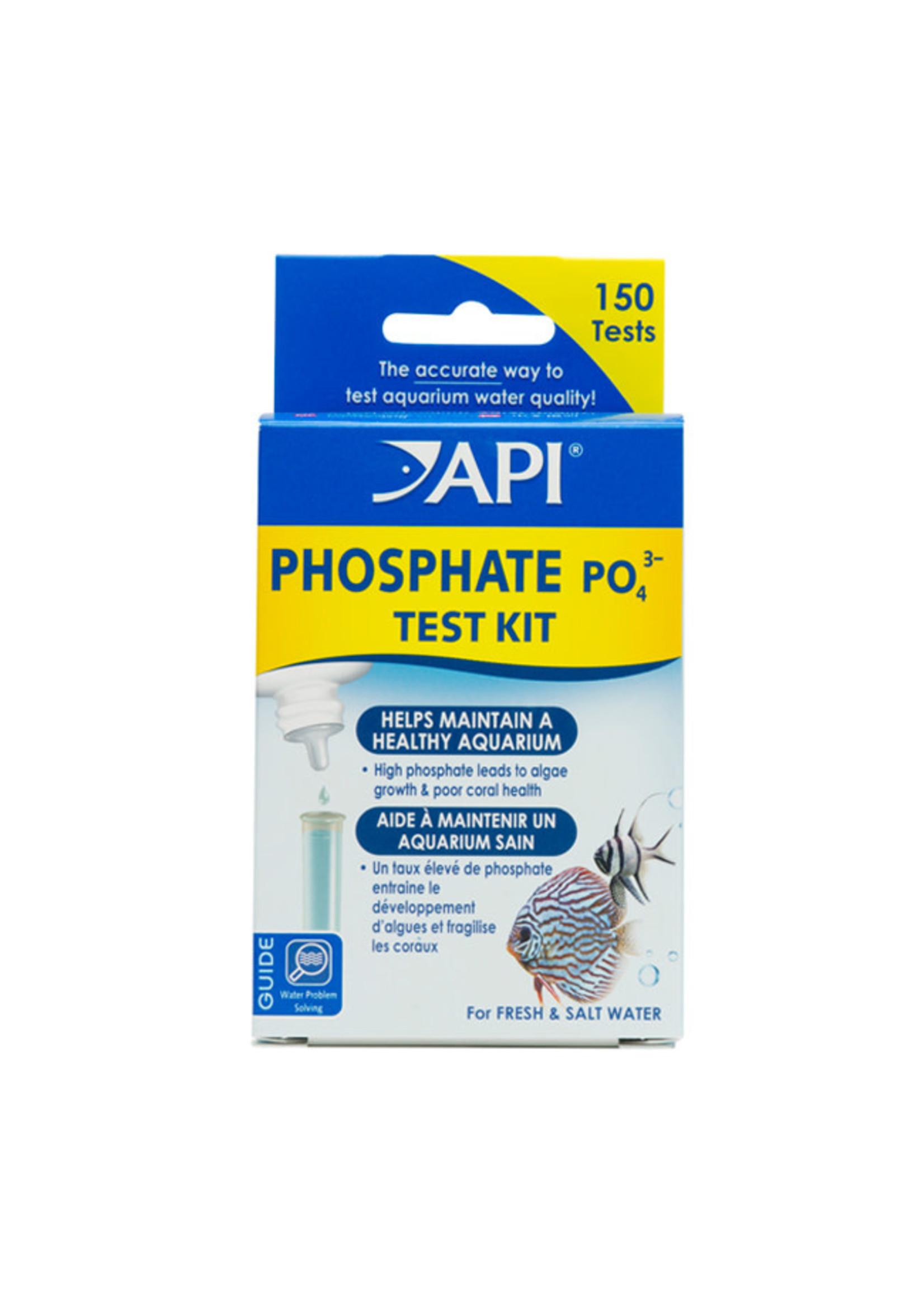 Aquarium Pharmaceuticals (API) API Phosphate Test Kit