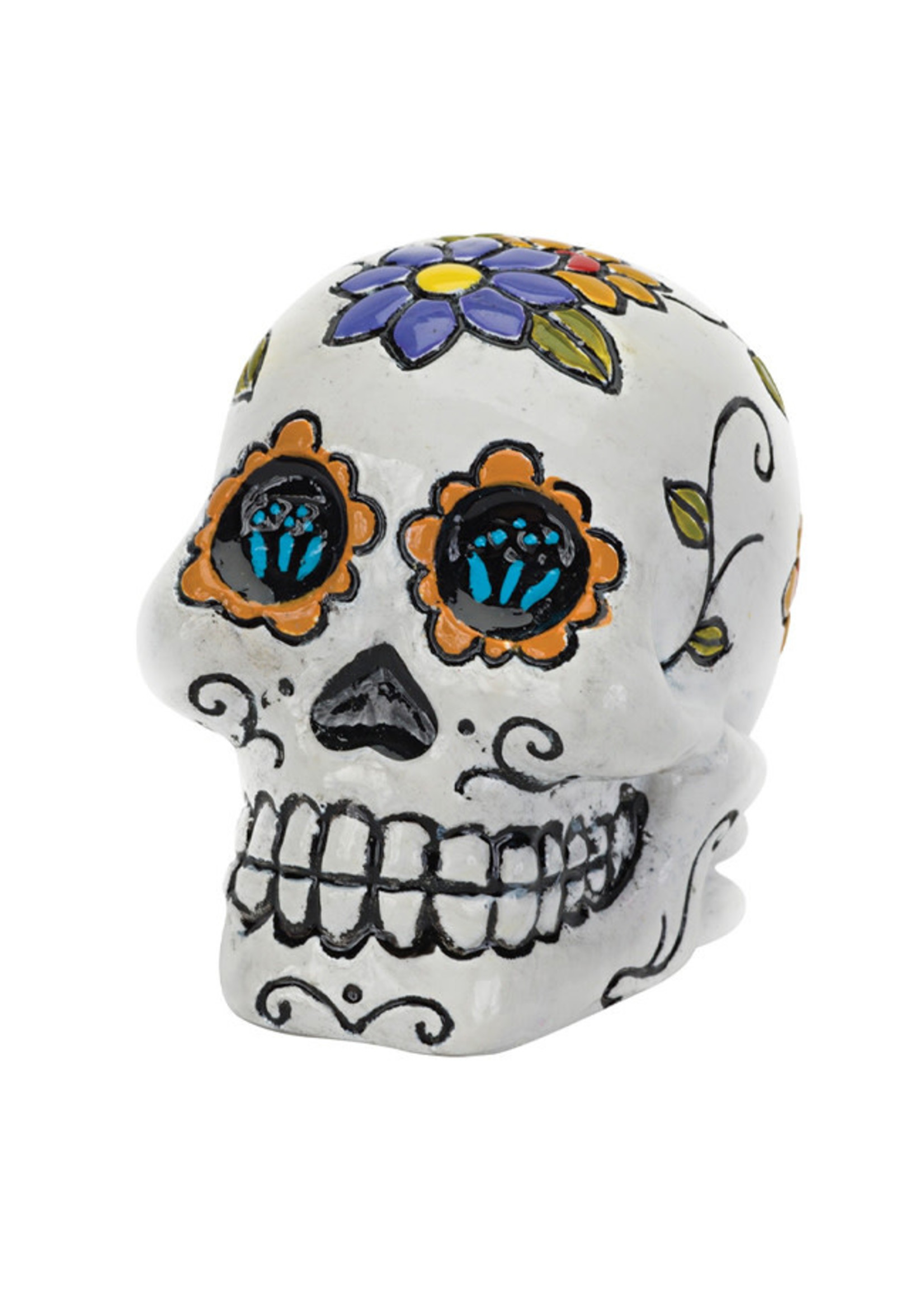 Penn-Plax Penn Plax Deco Replicas Mini Sugar Skull