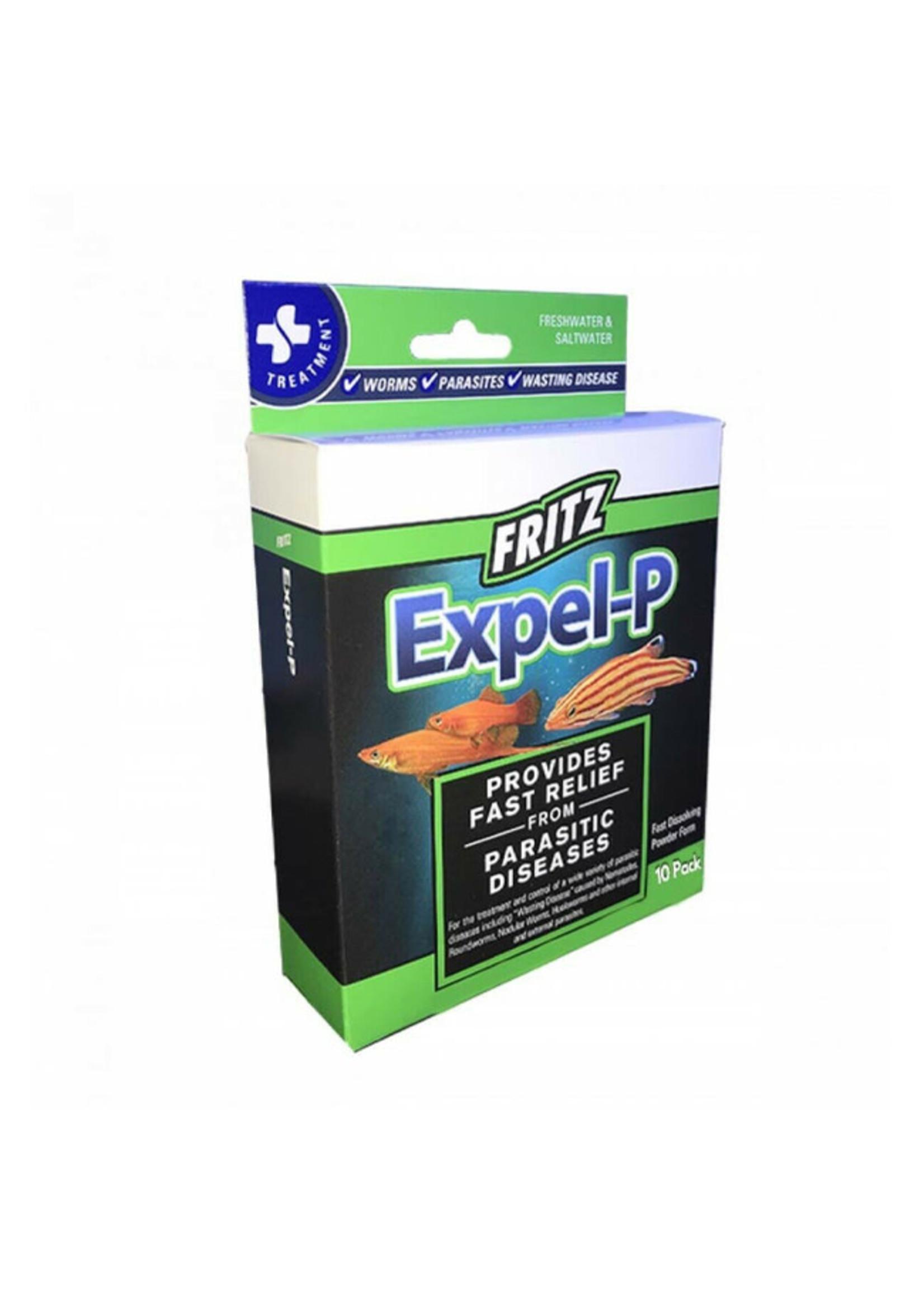 Fritz Aquatics Fritz Expel-P Parasite Medication