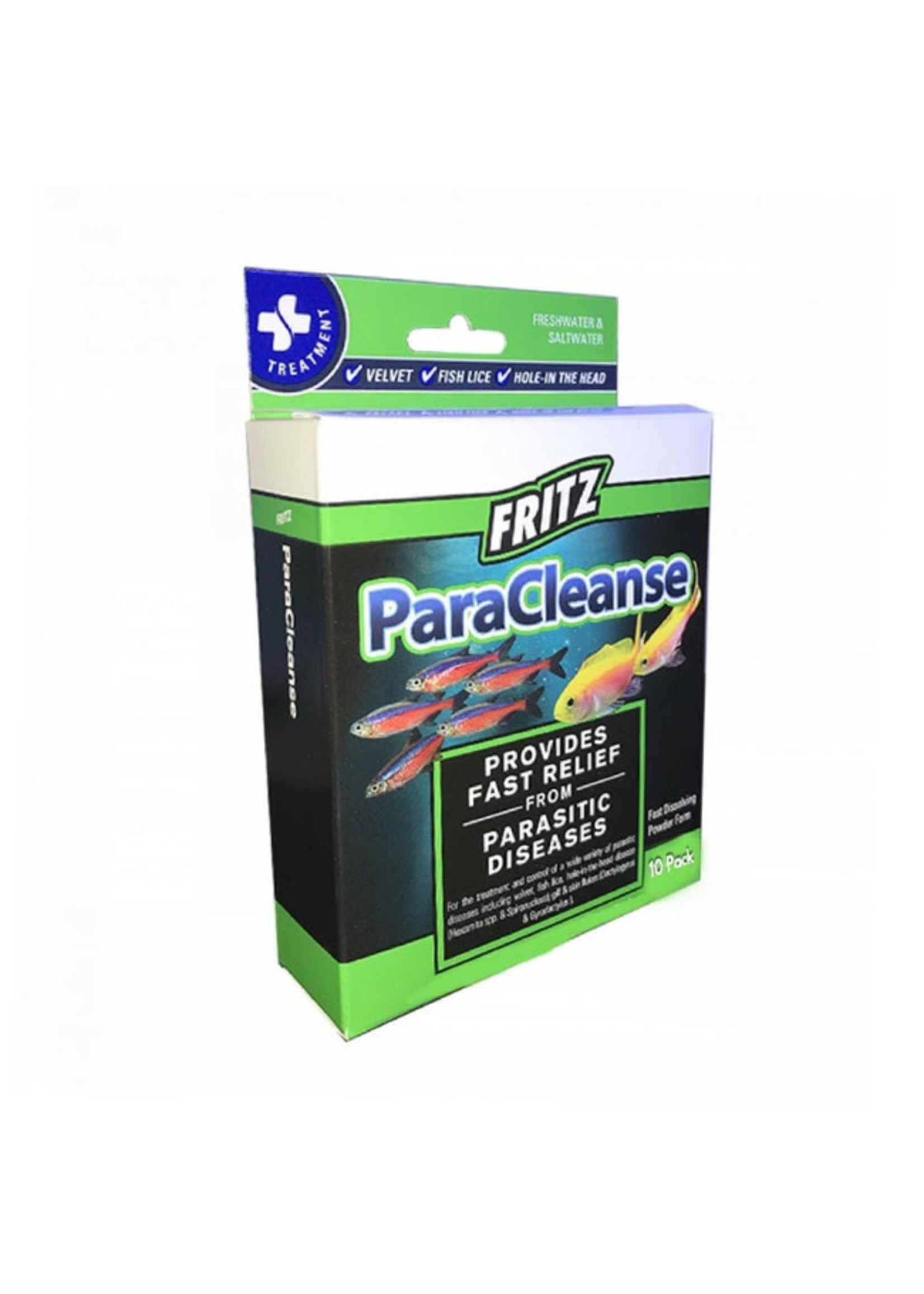 Fritz Aquatics Fritz ParaCleanse Parasite Medication
