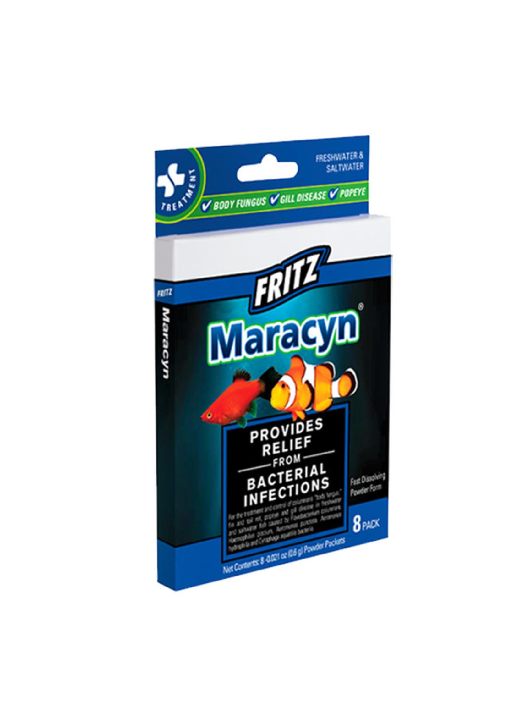 Fritz Aquatics Fritz Maracyn Bacteria Medication