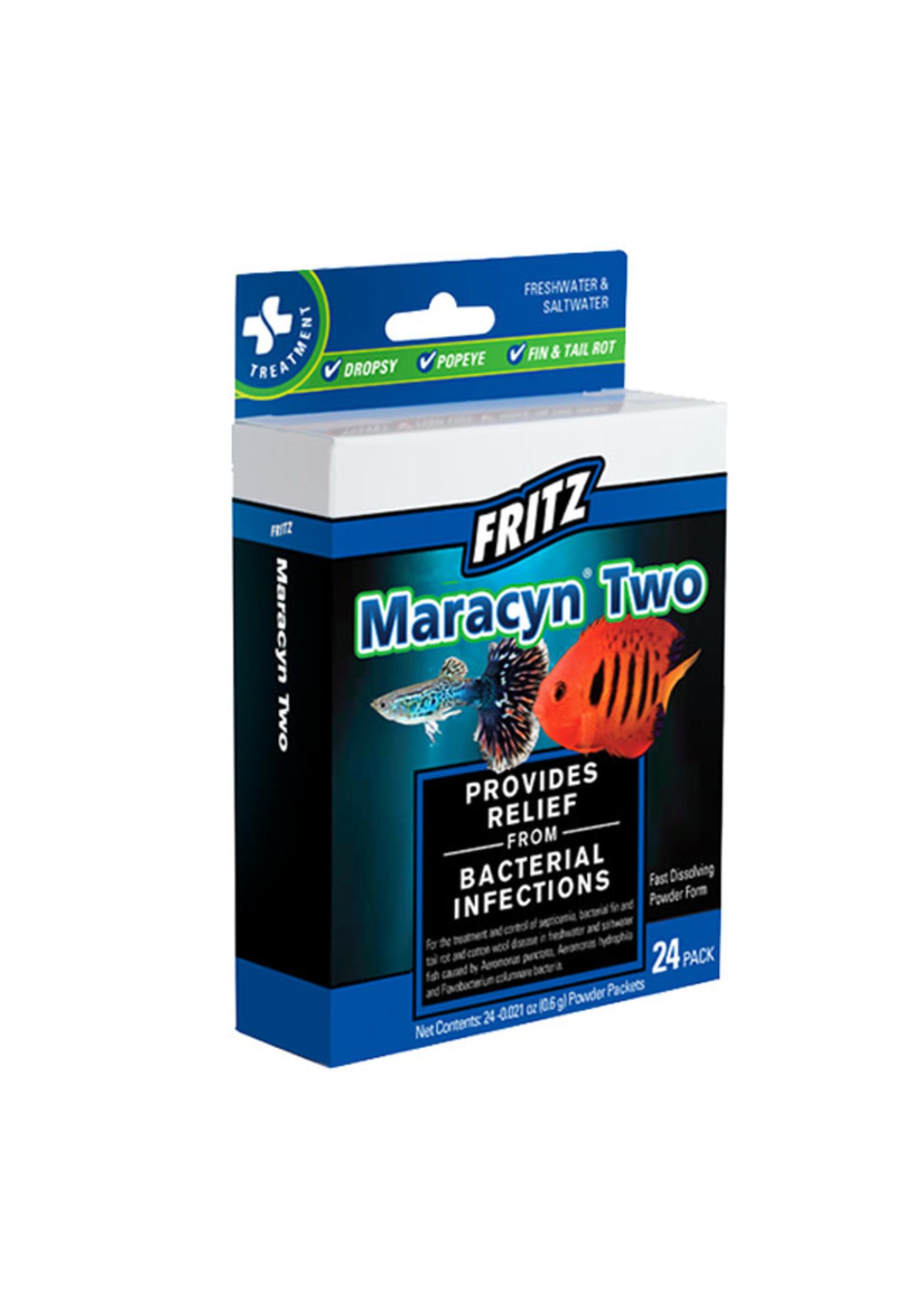 Fritz Aquatics Fritz Maracyn Two Bacteria Medication