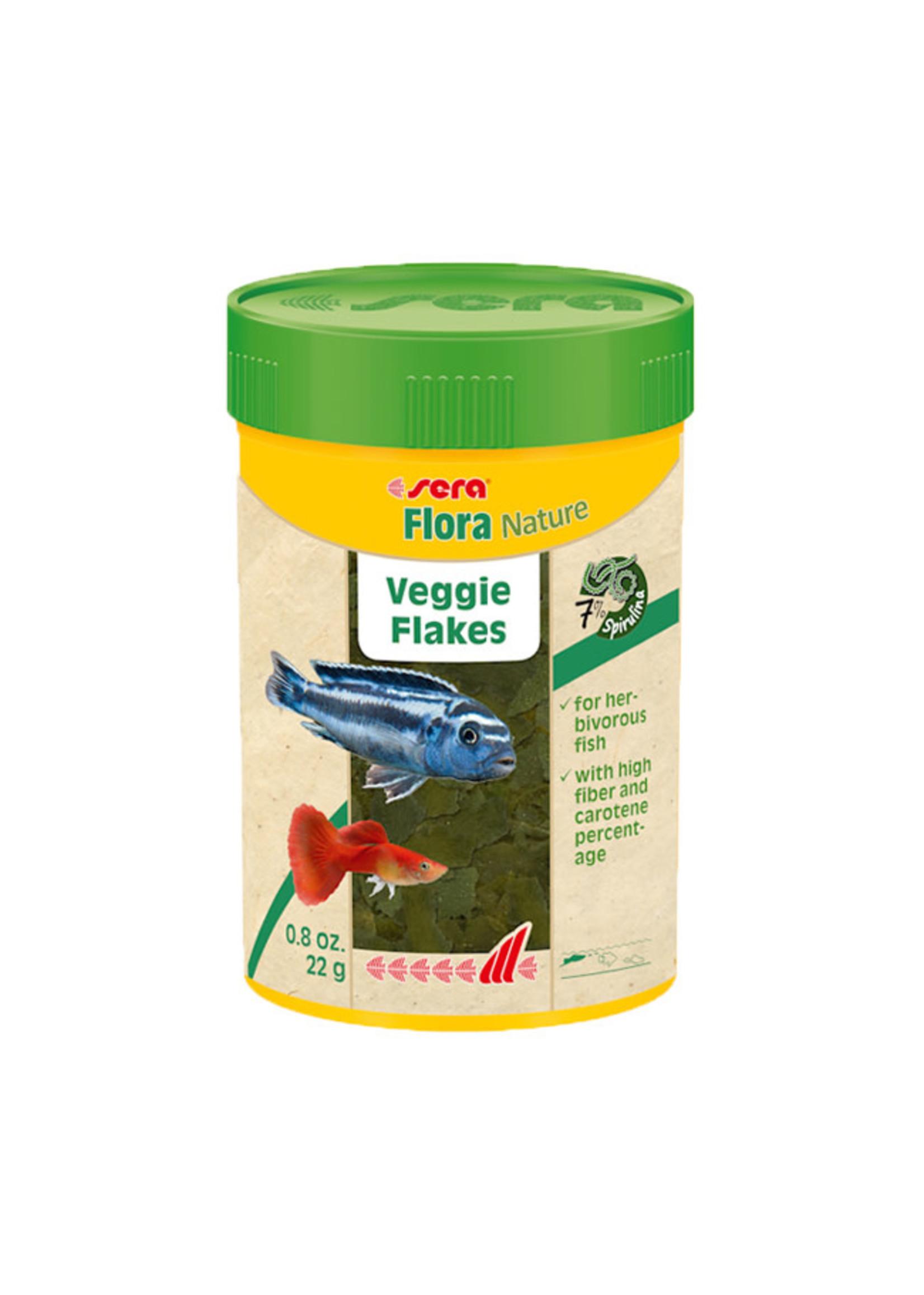 sera sera Flora Nature Veggie Flakes