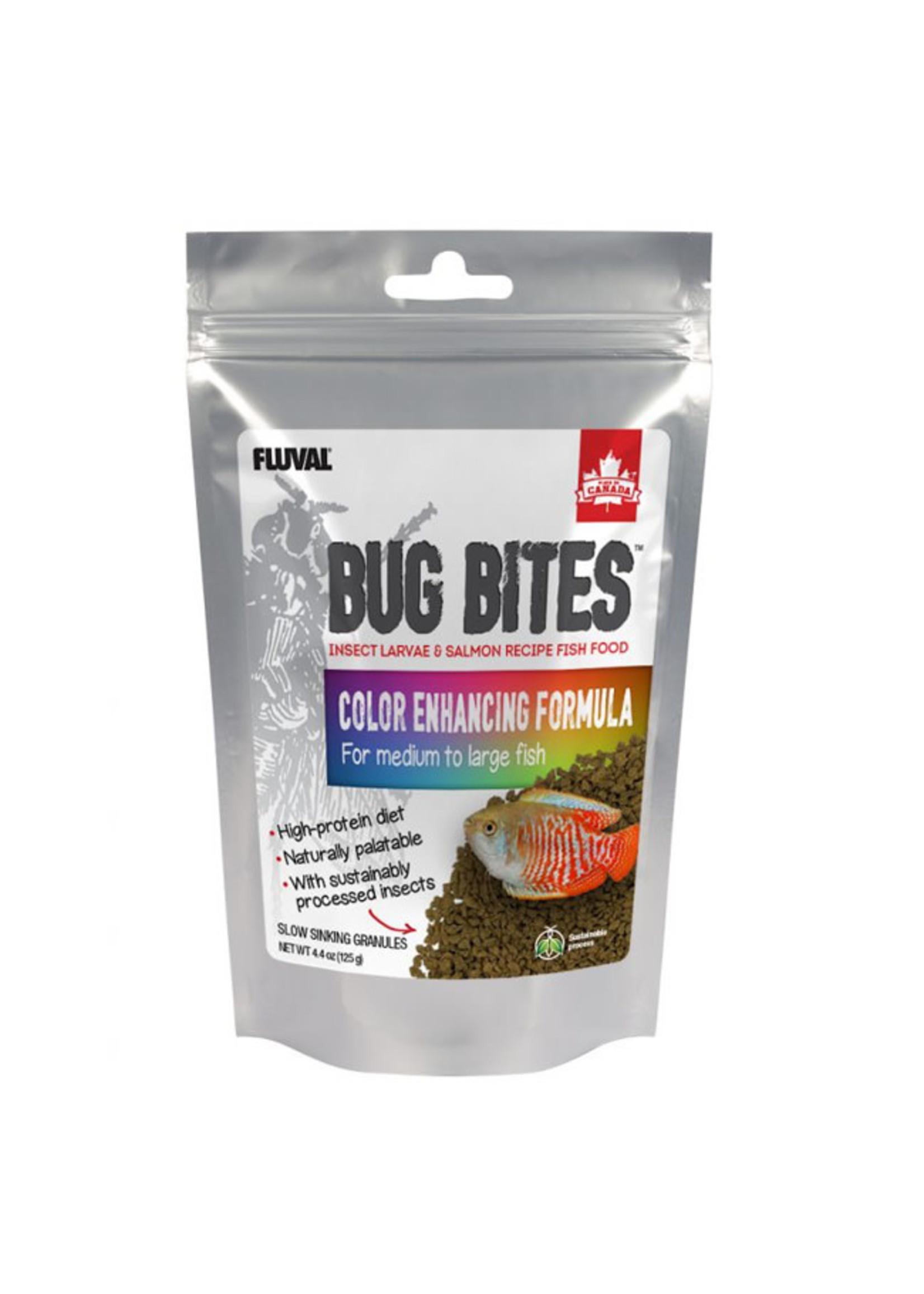 Fluval Fluval Bug Bites Color Enhancing Granules