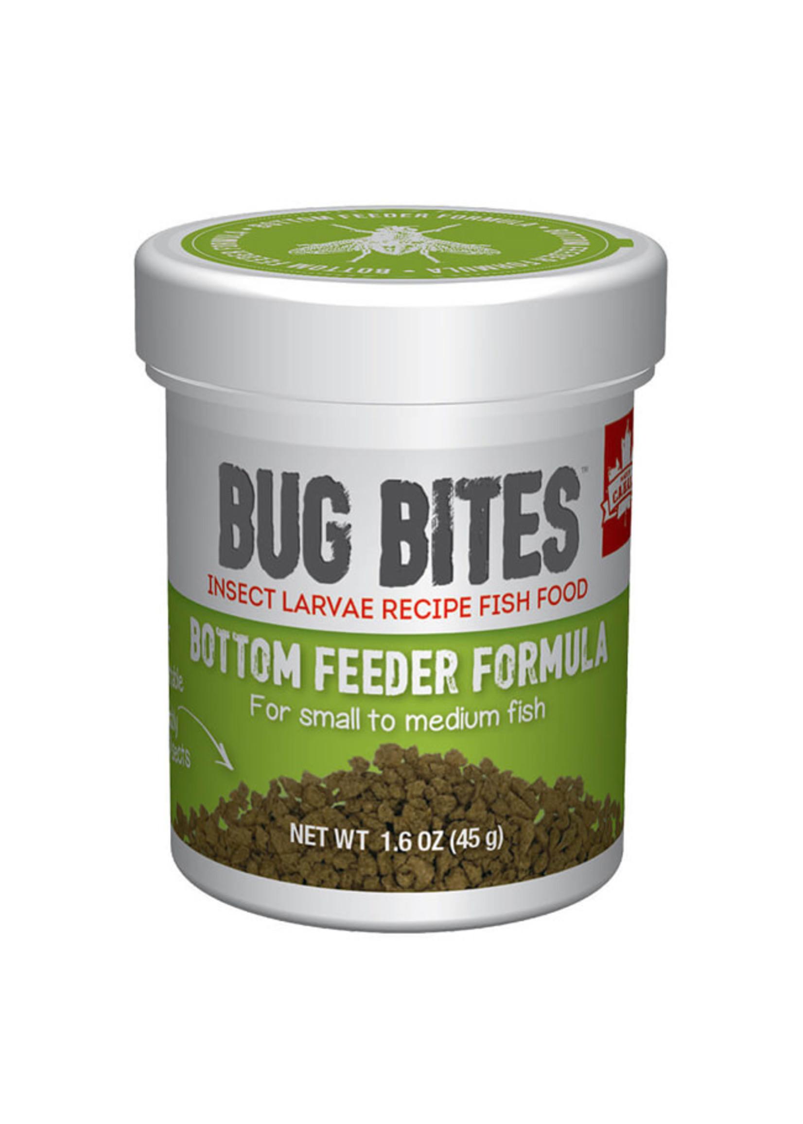 Fluval Fluval Bug Bites Bottom Feeder Granules & Sticks