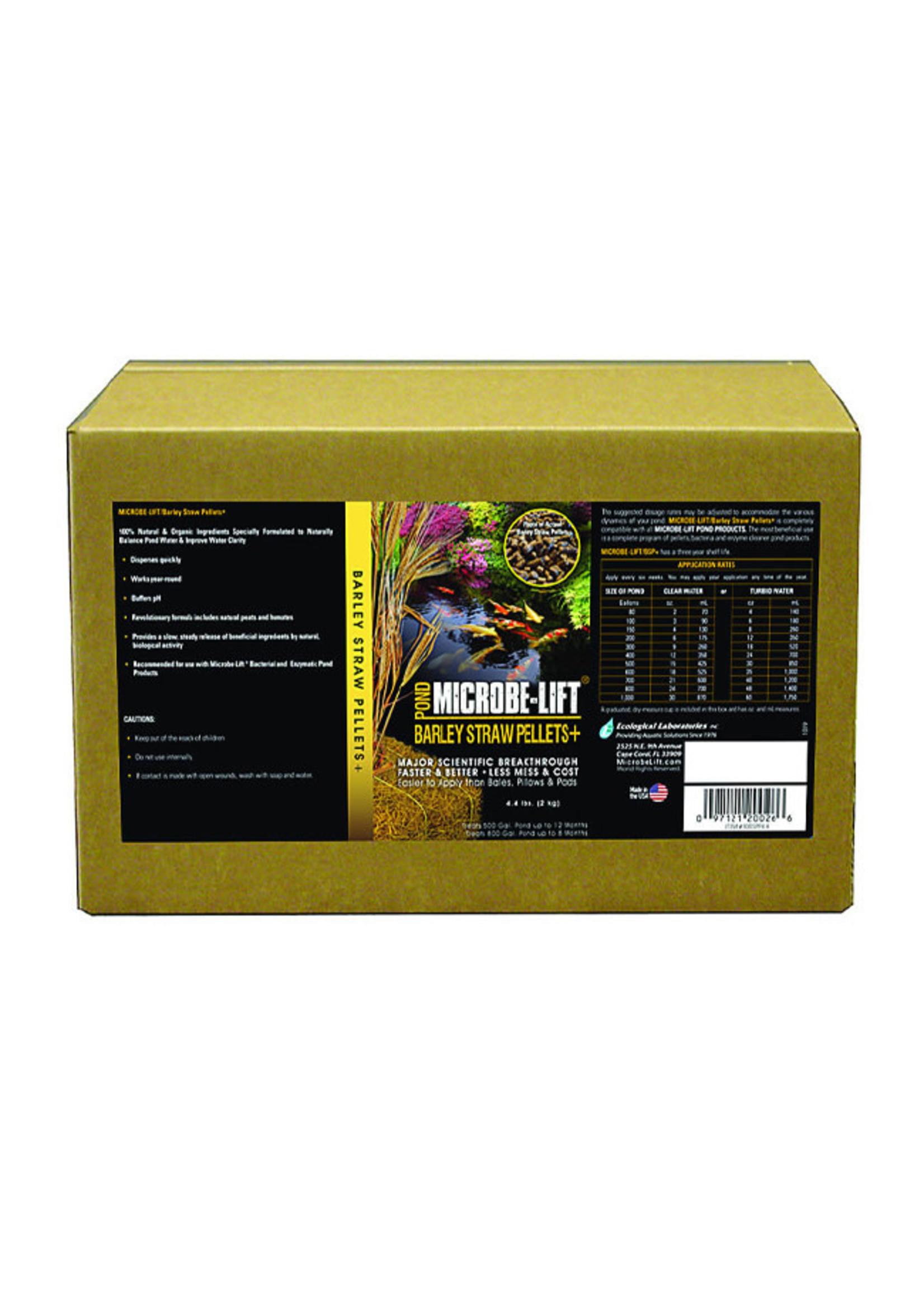 Ecological Laboratories Microbe-Lift Barley Straw Pellets+