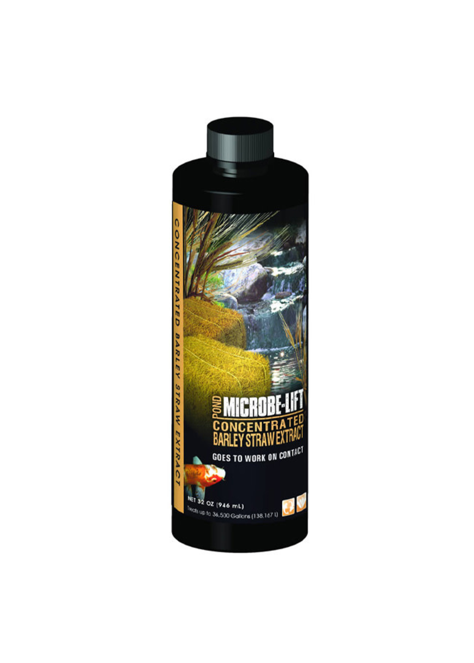 Ecological Laboratories Microbe-Lift Concentrated Barley Straw Extract 946ml / 32oz