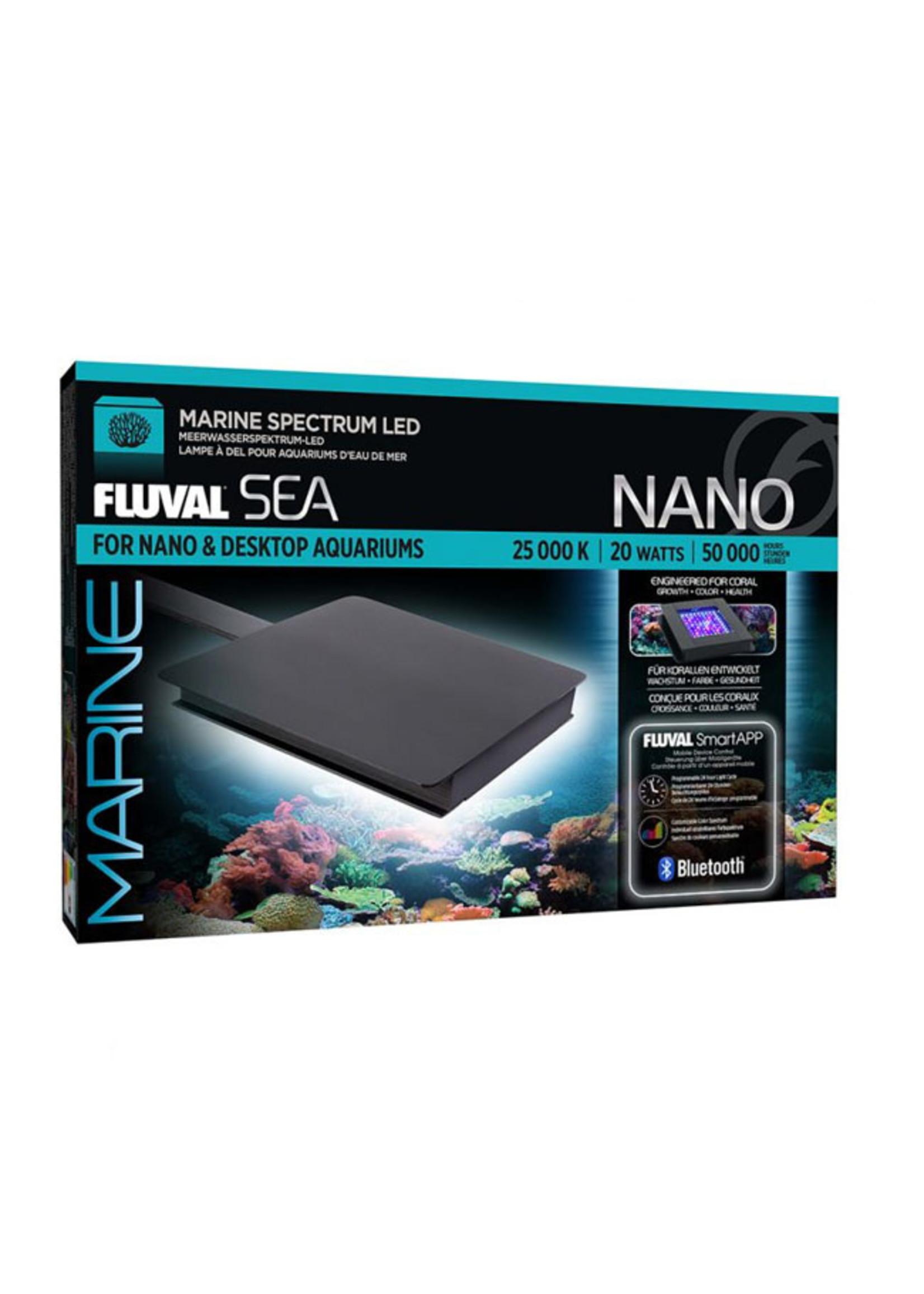 Fluval Fluval  Sea Marine Spectrum Nano Bluetooth LED, 20W