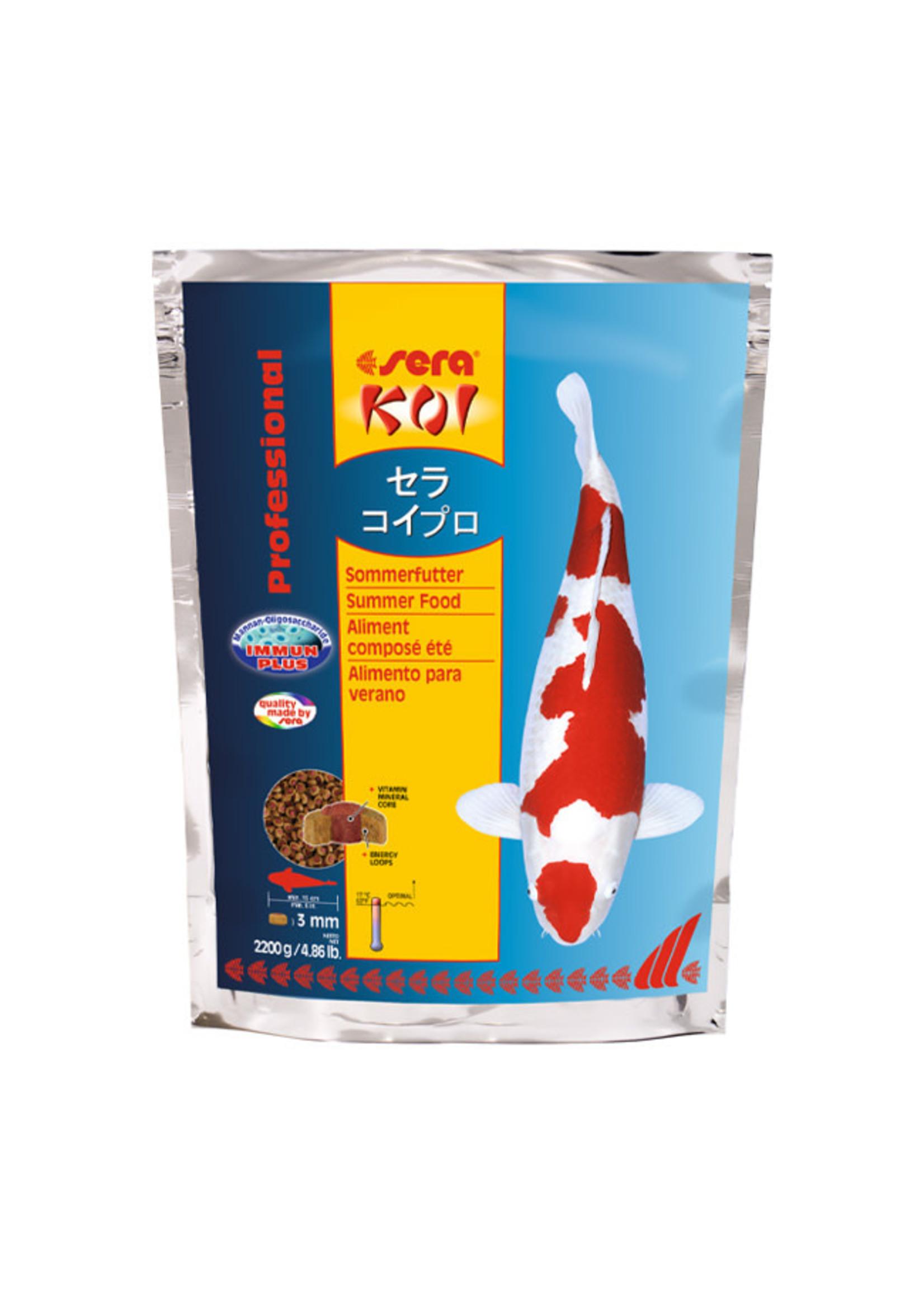 sera sera Koi Professional Summer Food