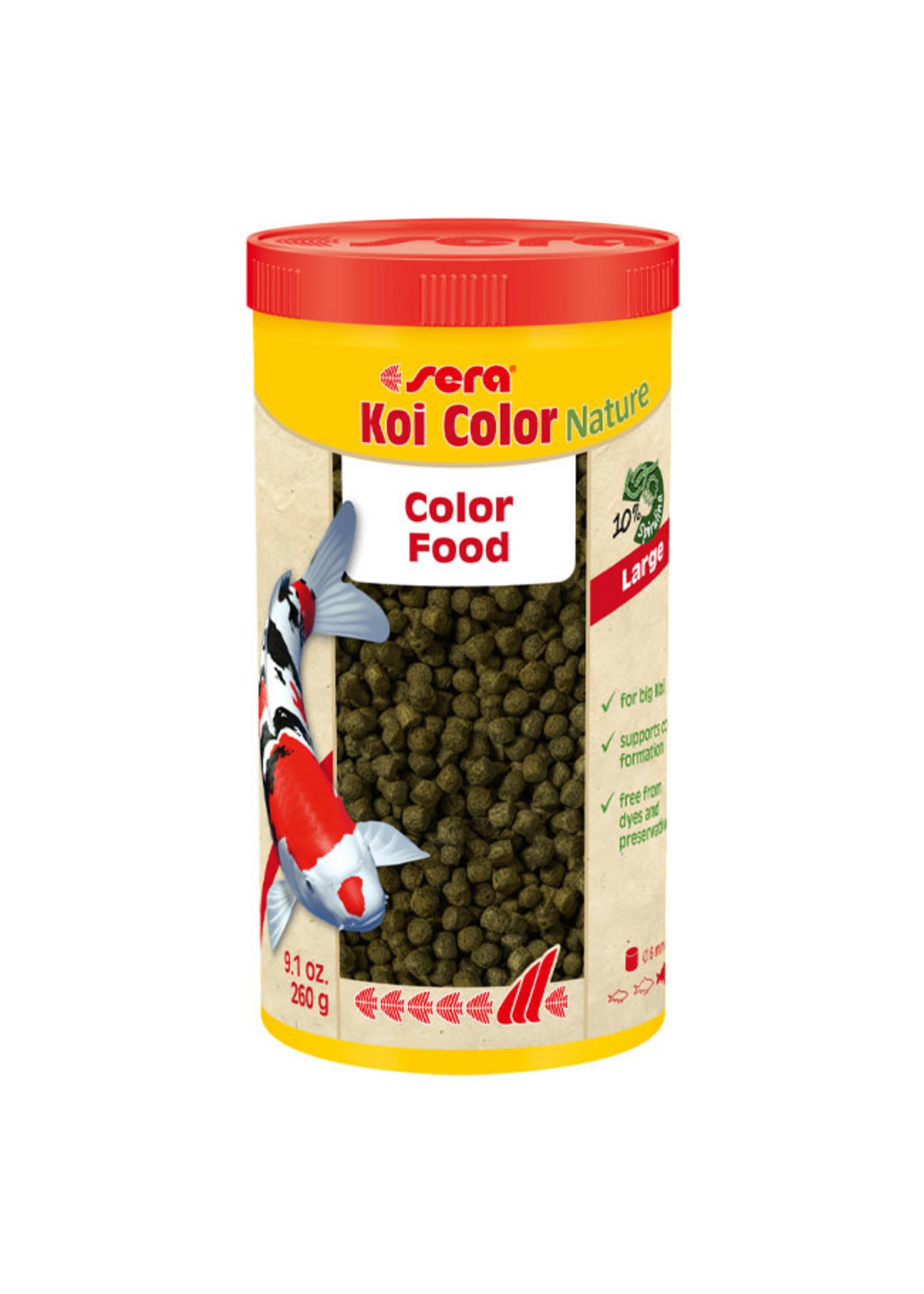 sera sera Koi Color Nature Color Food