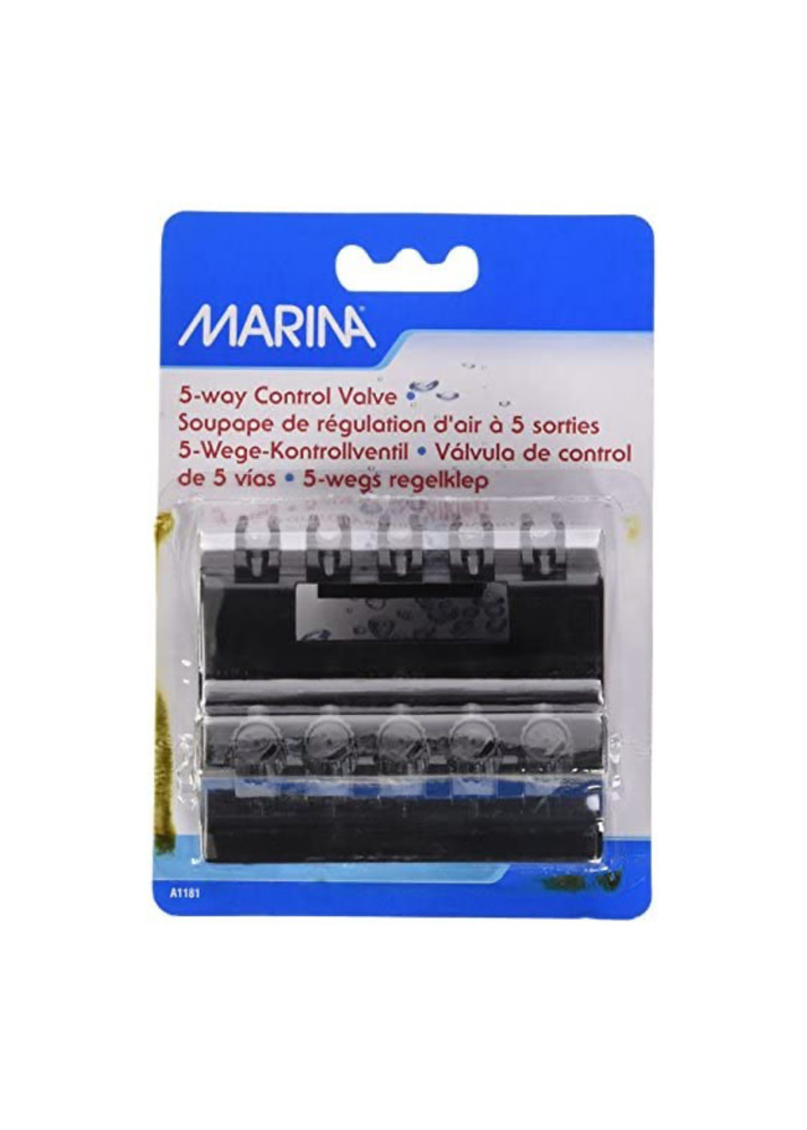 Marina Marina 5-Way Control Valve