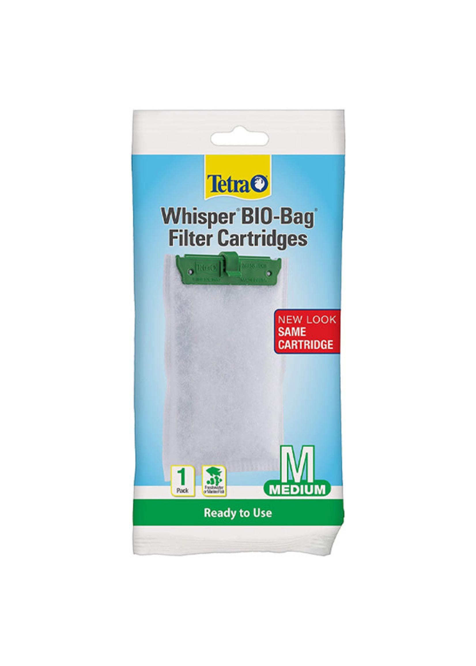 SPECTRUM BRANDS - TETRA Tetra Whisper BIO-Bag  Filter Cartridges Ready to Use