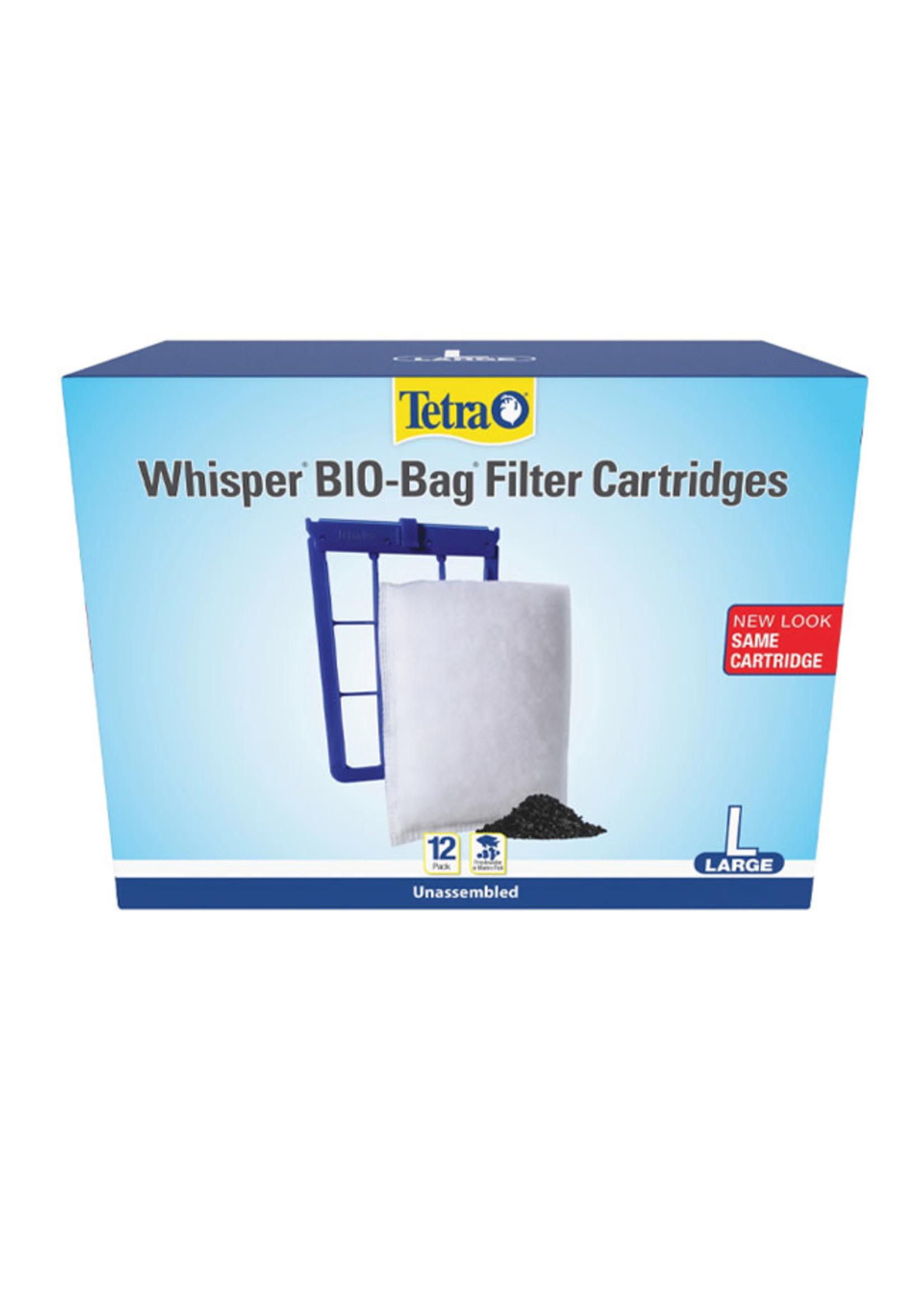 SPECTRUM BRANDS - TETRA Tetra Whisper BIO-Bag Filter Cartridges Unassembled