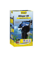 Tetra Tetra Whisper Internal Power Filter 40i