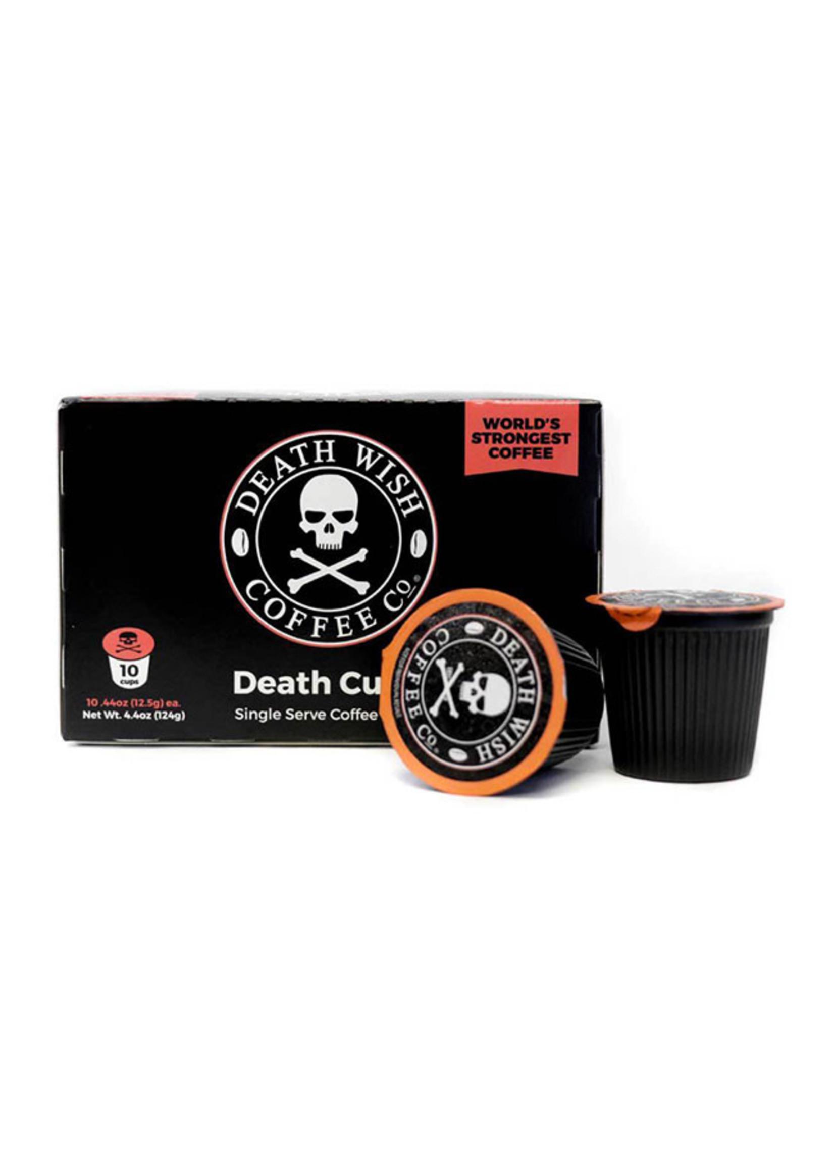 Deathwish Deathwish Death Cups Single Serve Coffee Cups 10pk